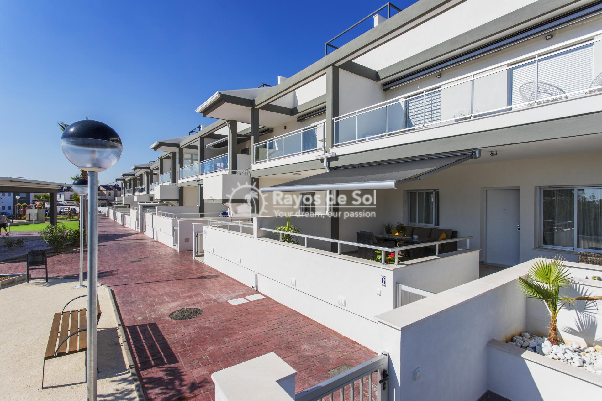 Appartement begane grond  in La Florida, Orihuela Costa, Costa Blanca (Oasis place BG3-2) - 19