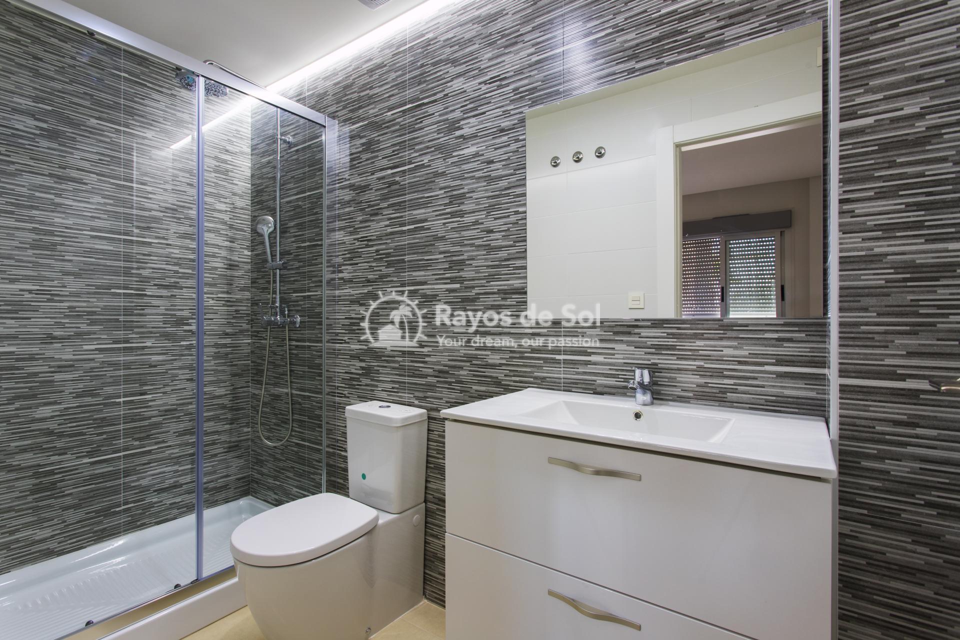 Appartement begane grond  in La Florida, Orihuela Costa, Costa Blanca (Oasis place BG3-2) - 14