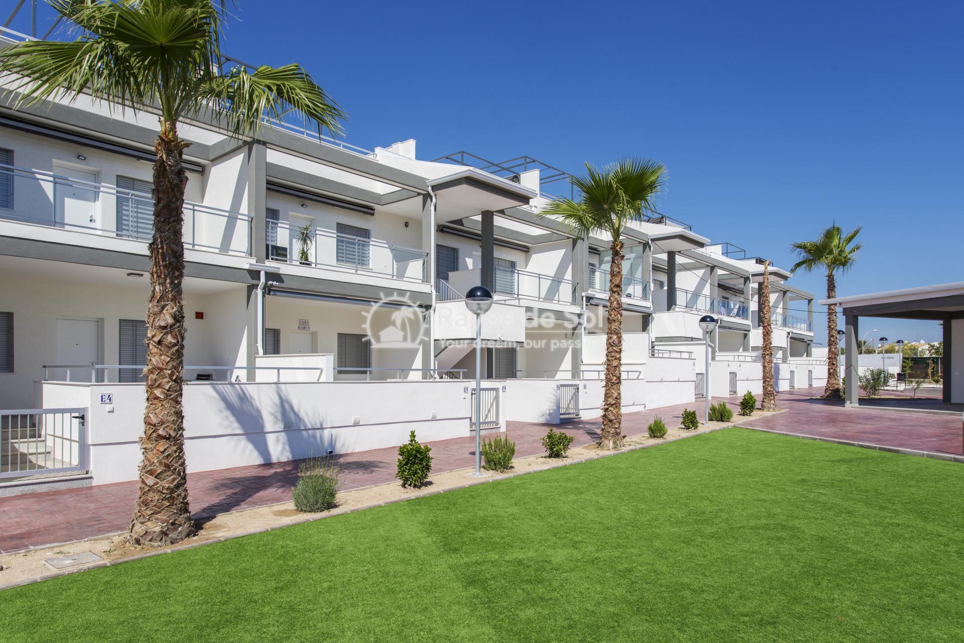 Appartement begane grond  in La Florida, Orihuela Costa, Costa Blanca (Oasis place BG3-2) - 1