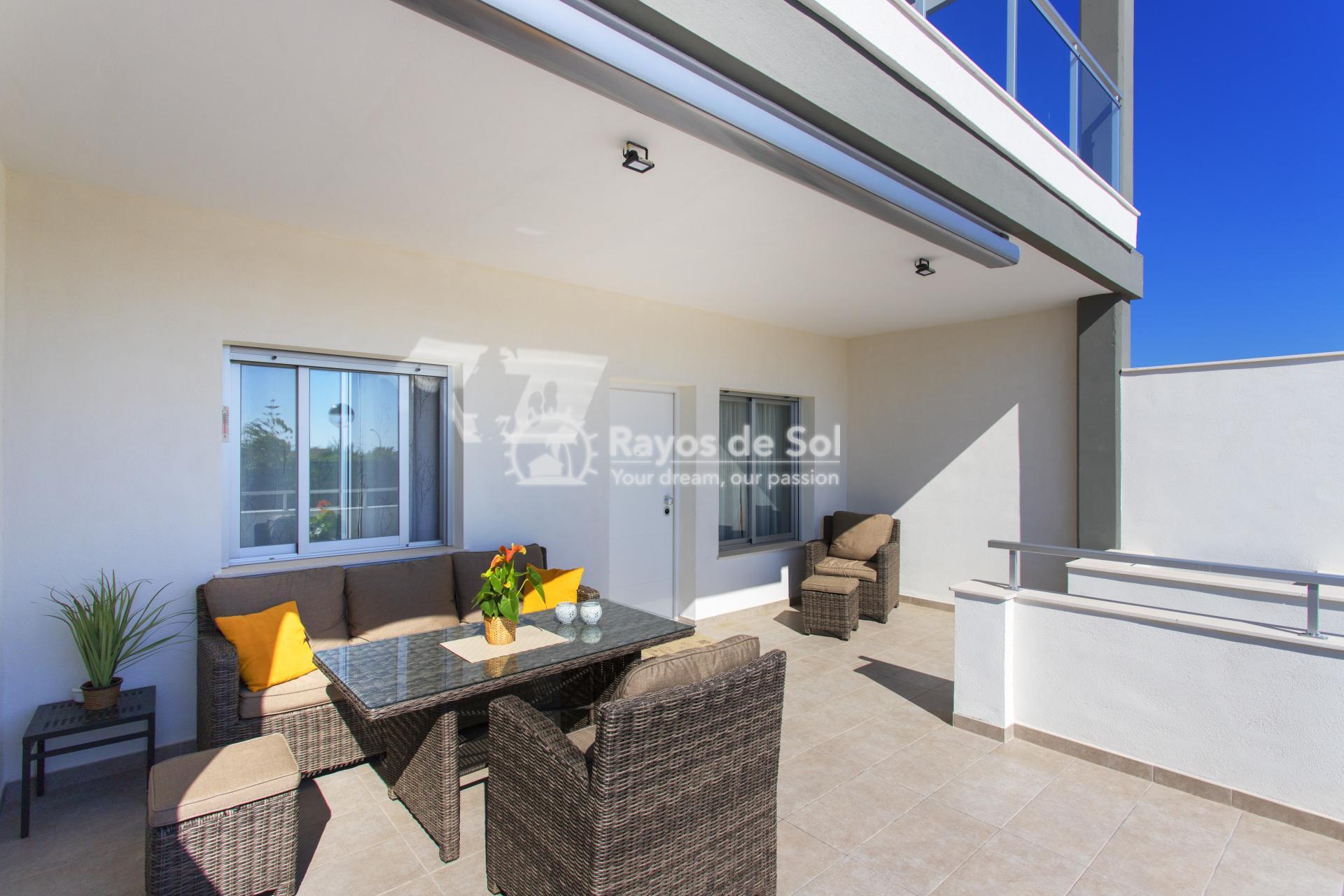Appartement begane grond  in La Florida, Orihuela Costa, Costa Blanca (Oasis place BG3-2) - 18