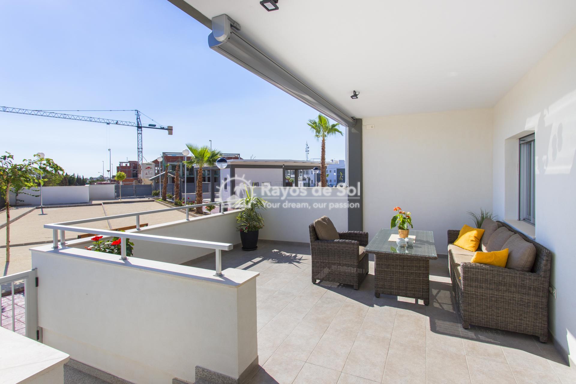 Penthouse  in La Florida, Orihuela Costa, Costa Blanca (LFLOP3-2P) - 17
