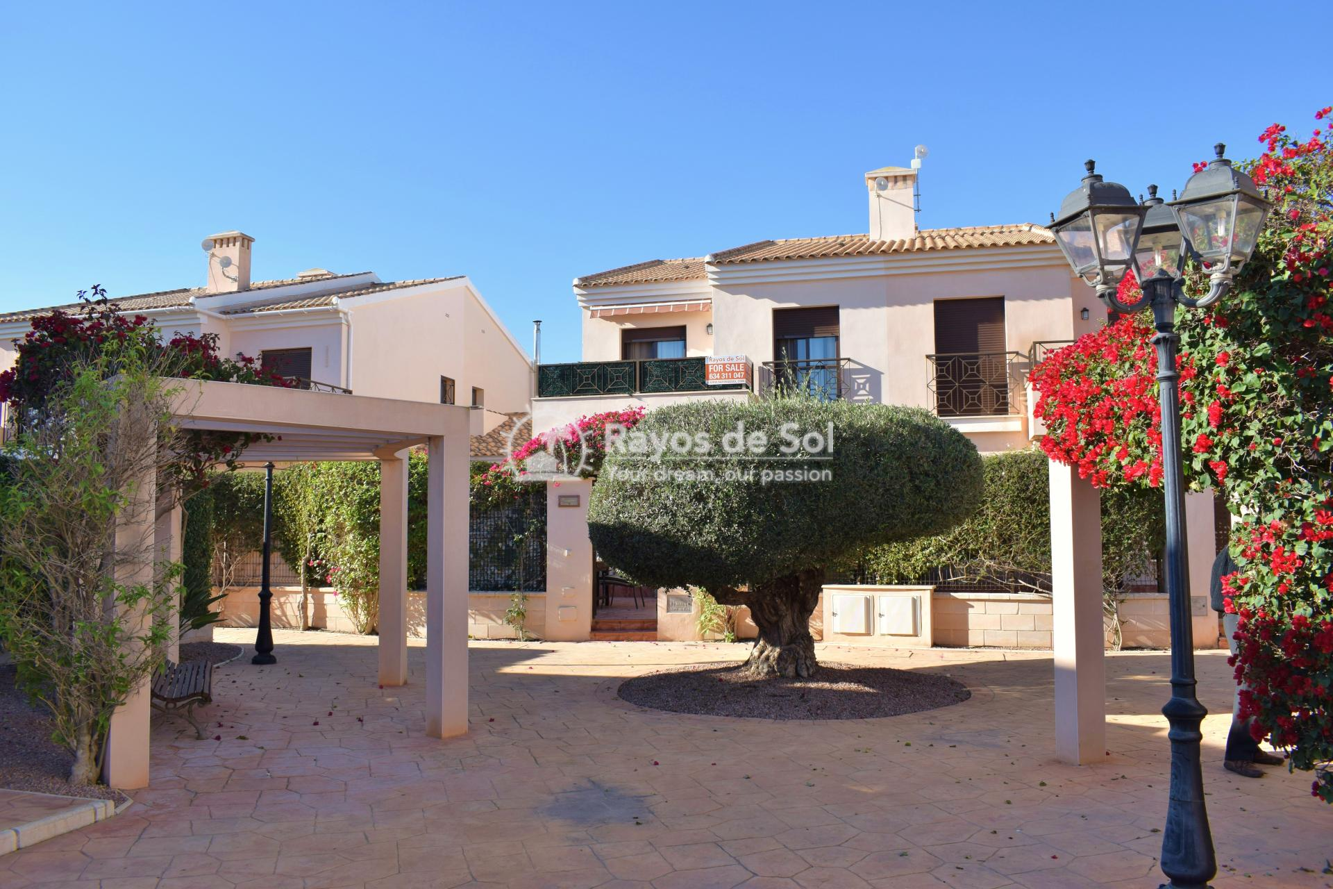 Townhouse  in San Cayetano, Costa Cálida (SCRE0026) - 1