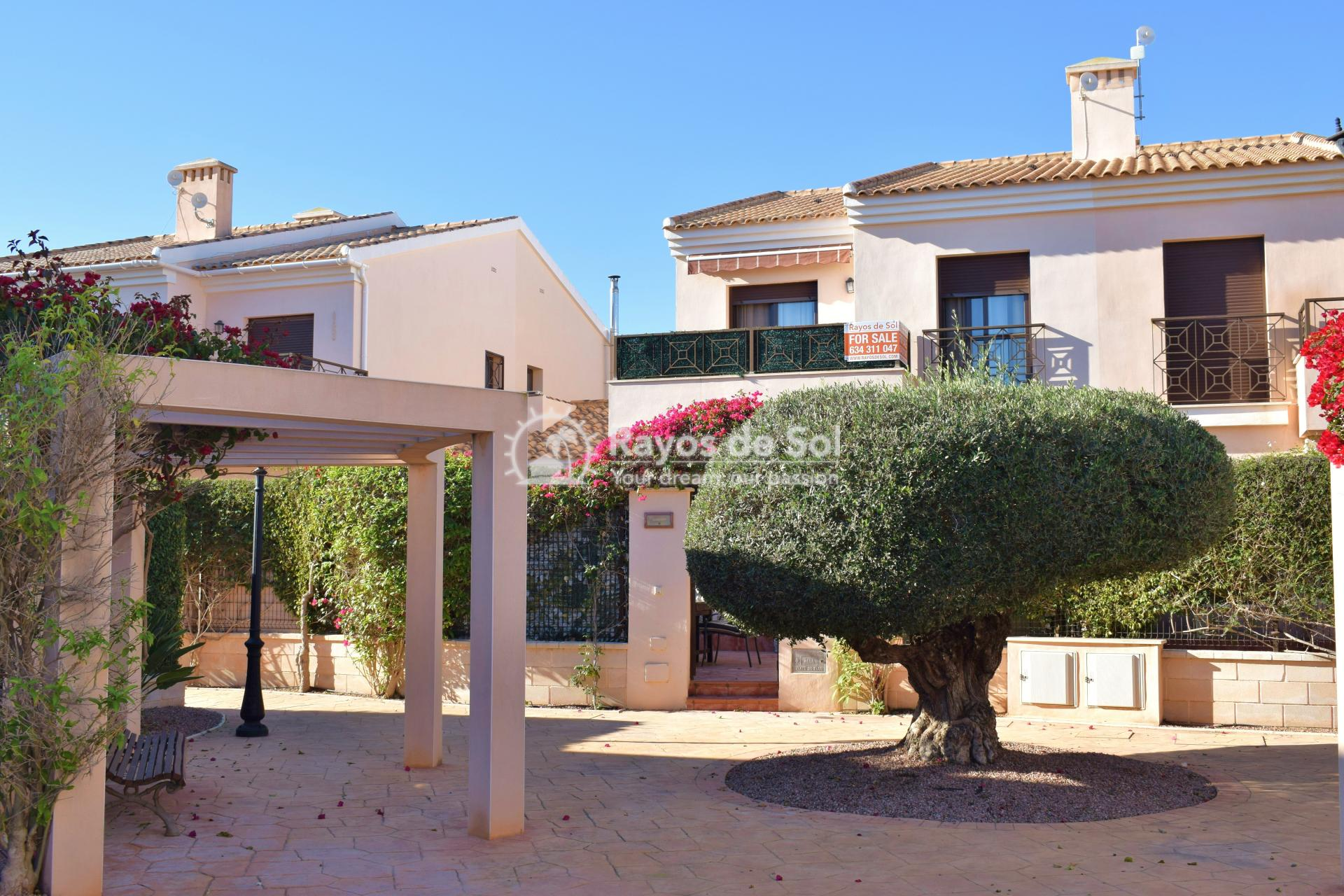 Townhouse  in San Cayetano, Costa Cálida (SCRE0026) - 23
