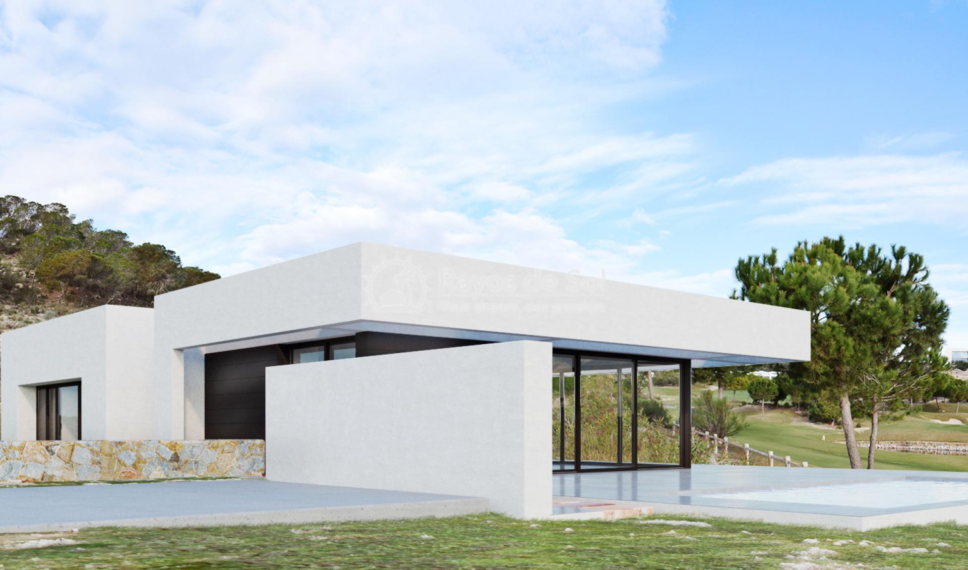 Detached villa  in Las Colinas, Orihuela Costa, Costa Blanca (OCGEMAD2) - 8
