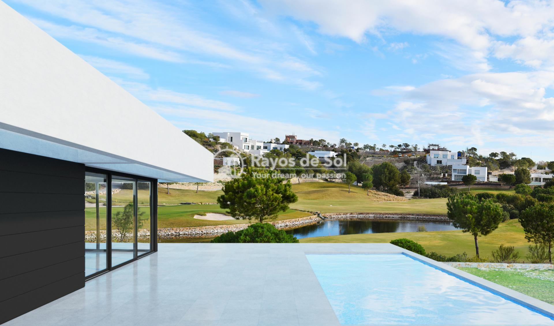 Detached villa  in Las Colinas, Orihuela Costa, Costa Blanca (OCGEMAD2) - 7