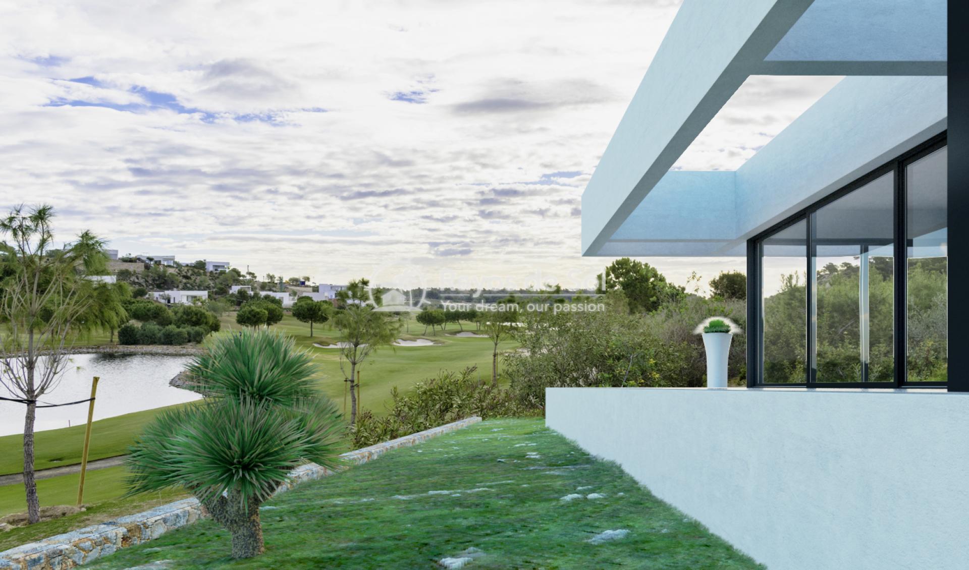 Detached villa  in Las Colinas, Orihuela Costa, Costa Blanca (OCGEMAD2) - 12