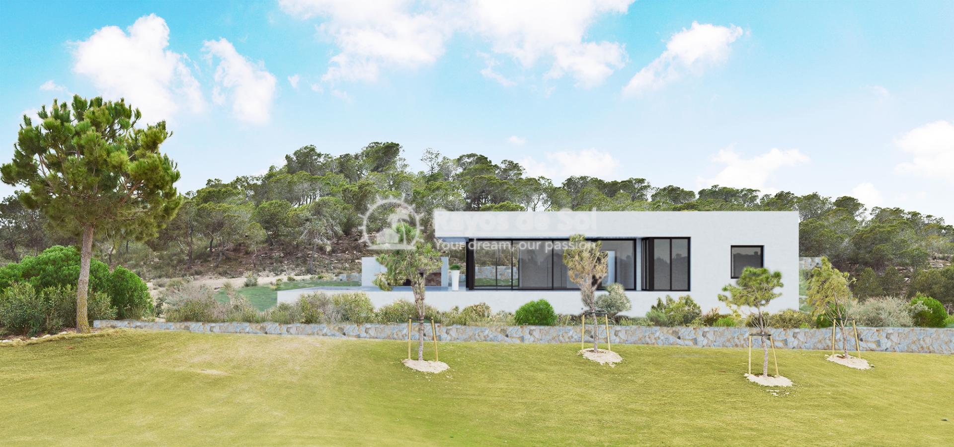 Detached villa  in Las Colinas, Orihuela Costa, Costa Blanca (OCGEMAD2) - 11