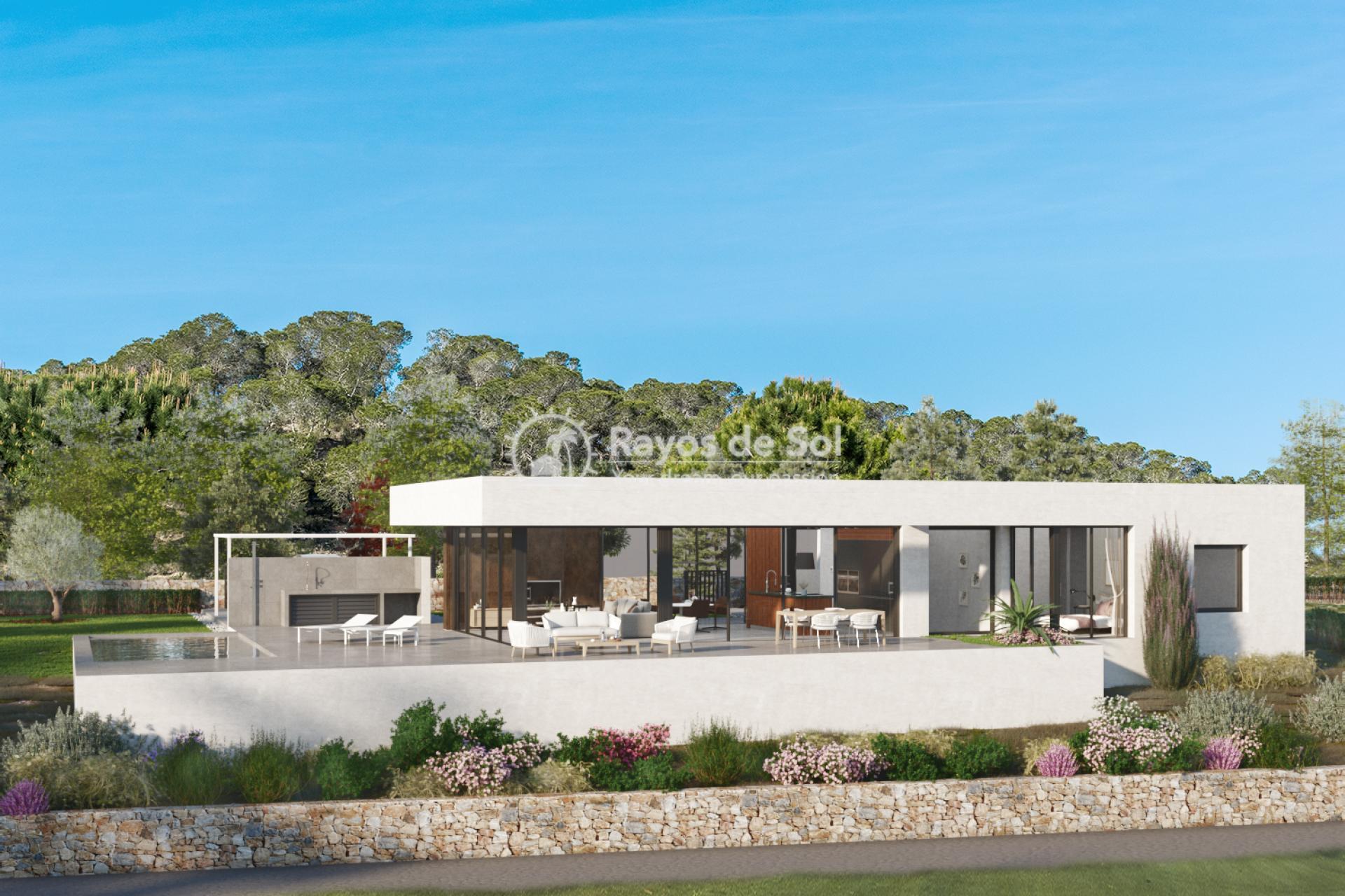 Detached villa  in Las Colinas, Orihuela Costa, Costa Blanca (OCGEMAD2) - 4