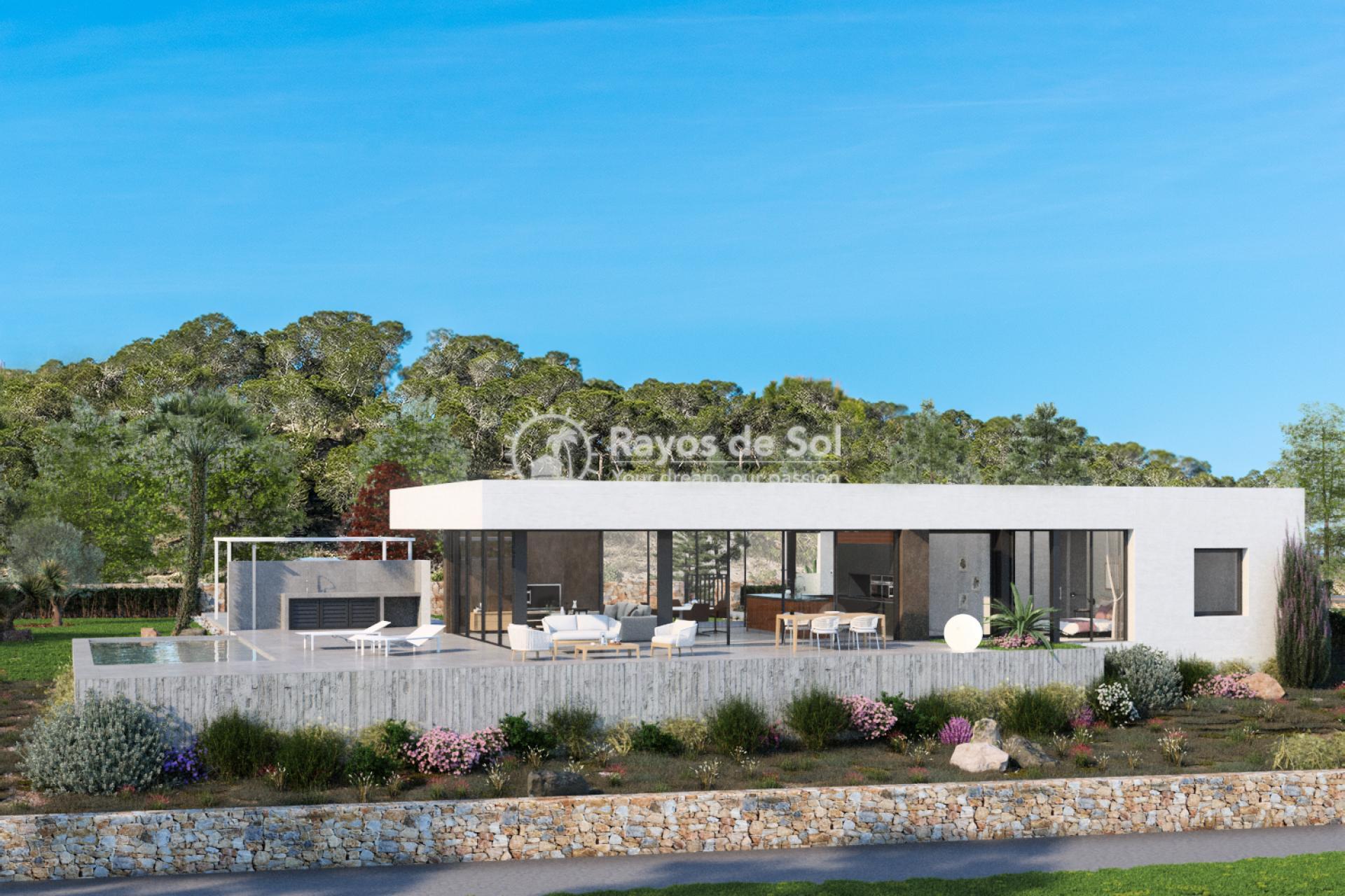 Detached villa  in Las Colinas, Orihuela Costa, Costa Blanca (OCGEMAD2) - 3