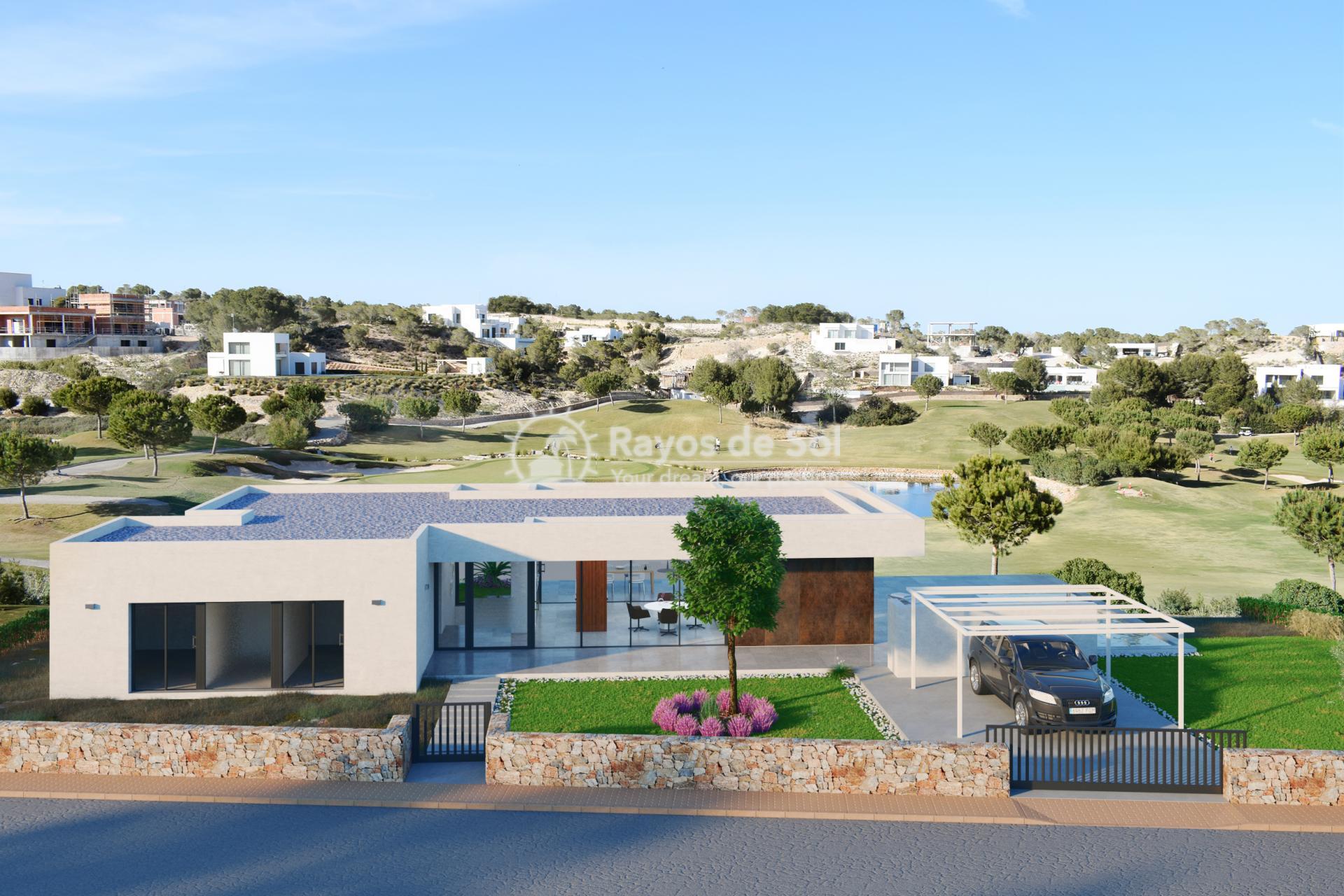Detached villa  in Las Colinas, Orihuela Costa, Costa Blanca (OCGEMAD2) - 1