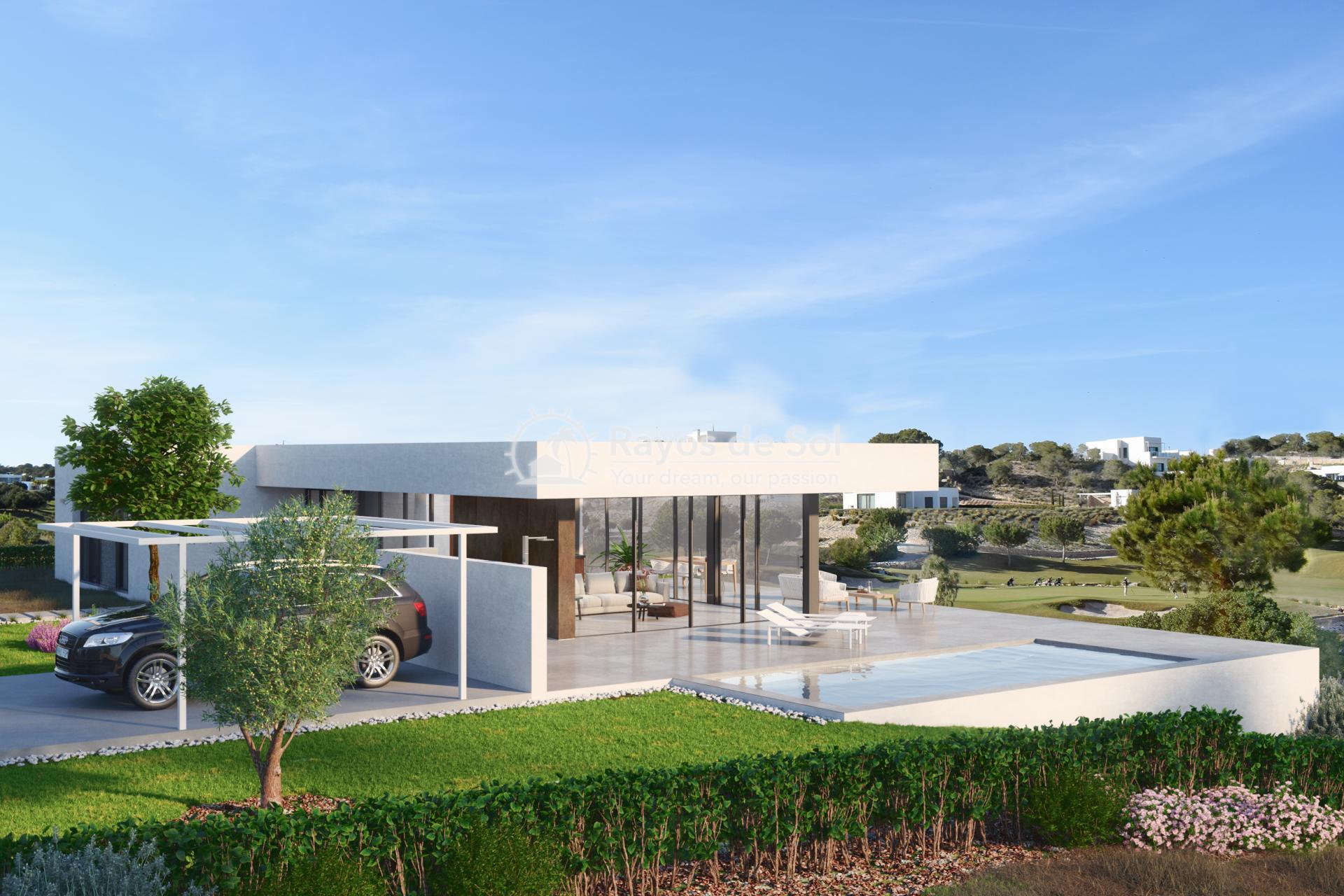 Detached villa  in Las Colinas, Orihuela Costa, Costa Blanca (OCGEMAD2) - 9