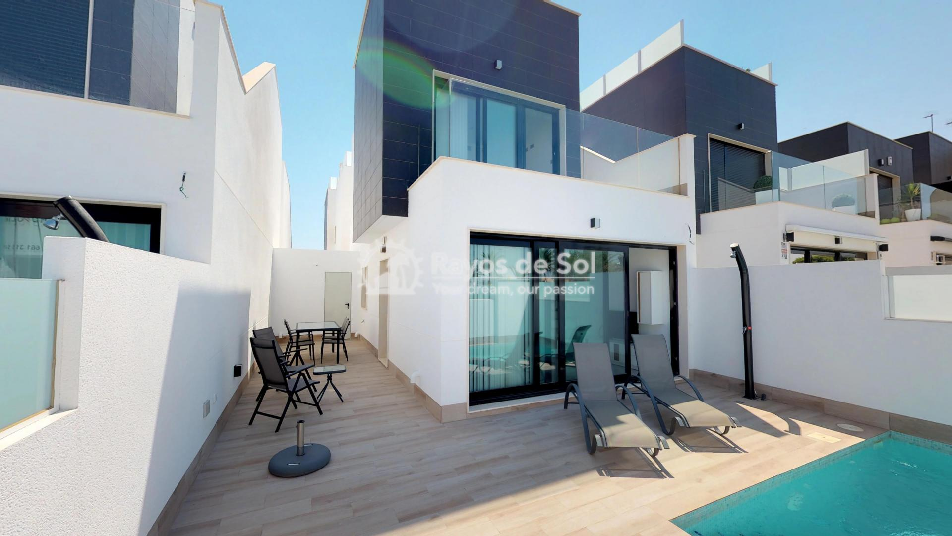 Detached villa  in San Pedro del Pinatar, Costa Cálida (SPGUFDL) - 1
