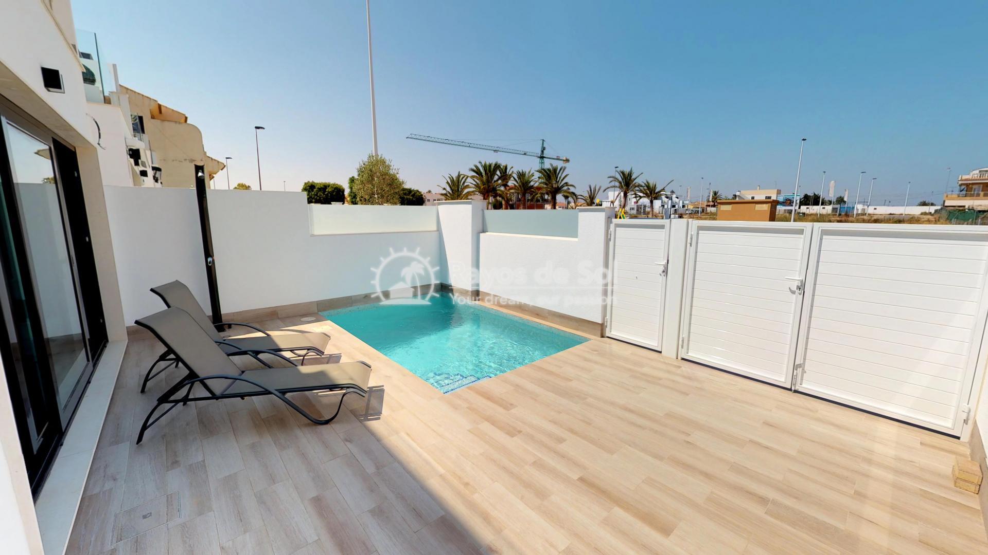 Detached villa  in San Pedro del Pinatar, Costa Cálida (SPGUFDL) - 34