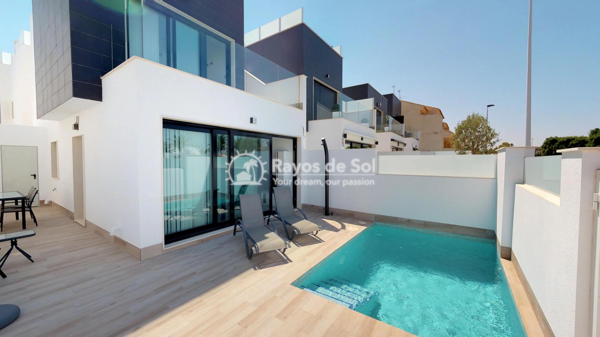 Detached villa  in San Pedro del Pinatar, Costa Cálida (SPGUFDL) - 4