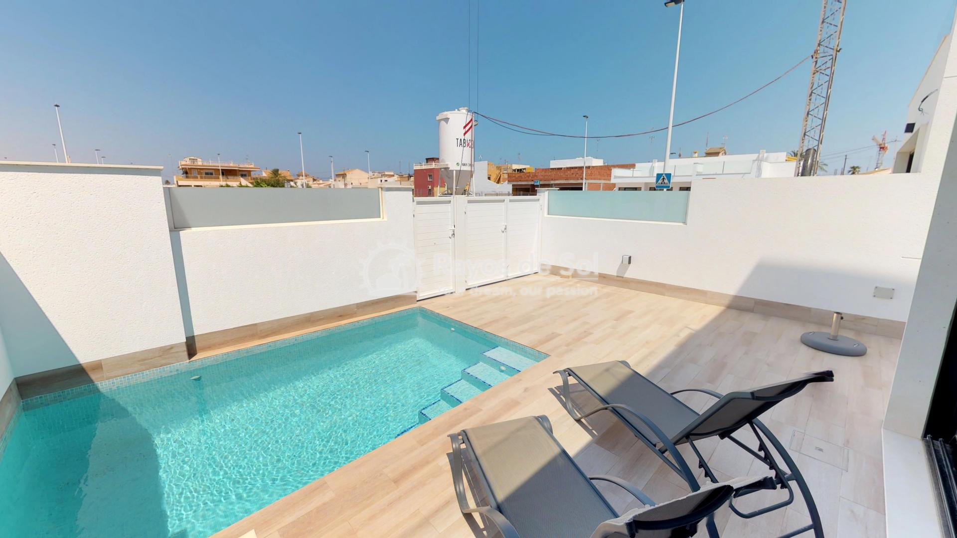 Detached villa  in San Pedro del Pinatar, Costa Cálida (SPGUFDL) - 35