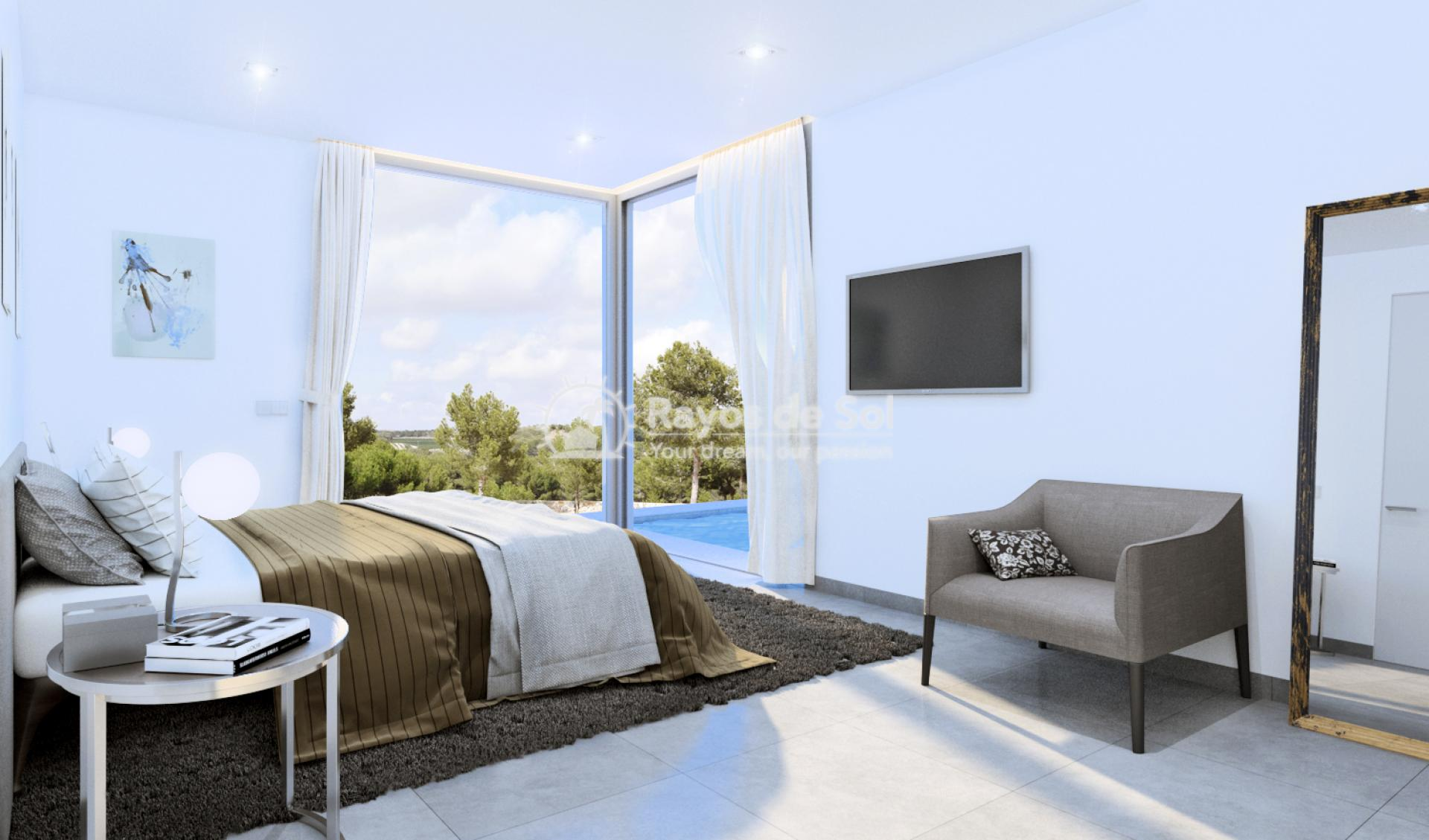 Single-storey detached villa  in Las Colinas, Orihuela Costa, Costa Blanca (OCGEMI26) - 9