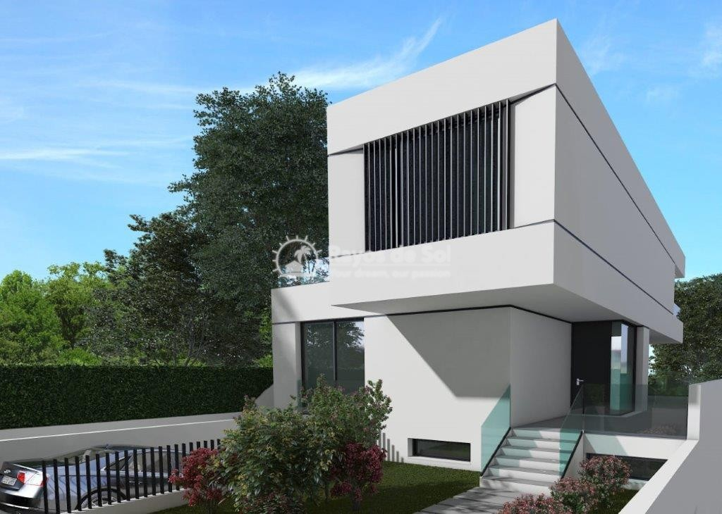 Stunning villa  in Polop, Costa Blanca (POLAVE3JU) - 4