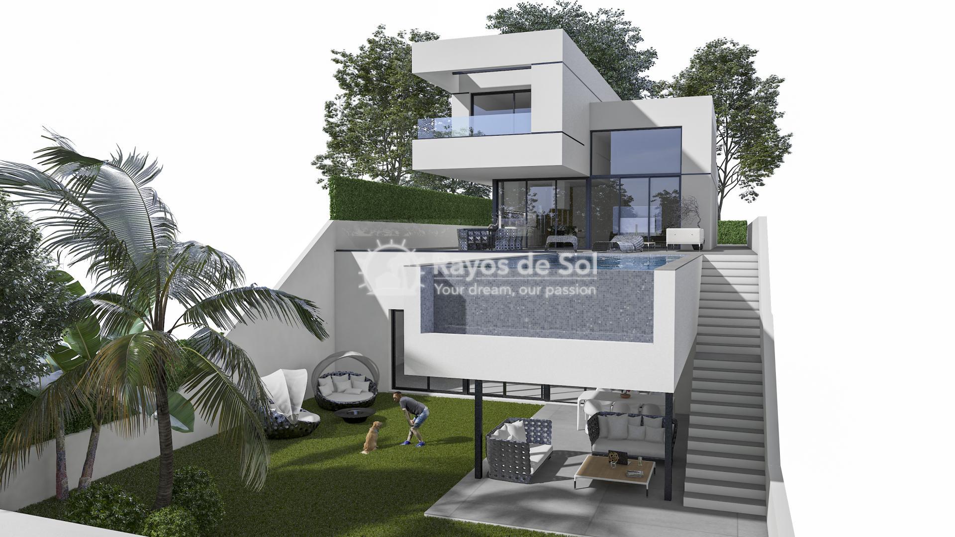 Stunning villa  in Polop, Costa Blanca (POLAVE3JU) - 2