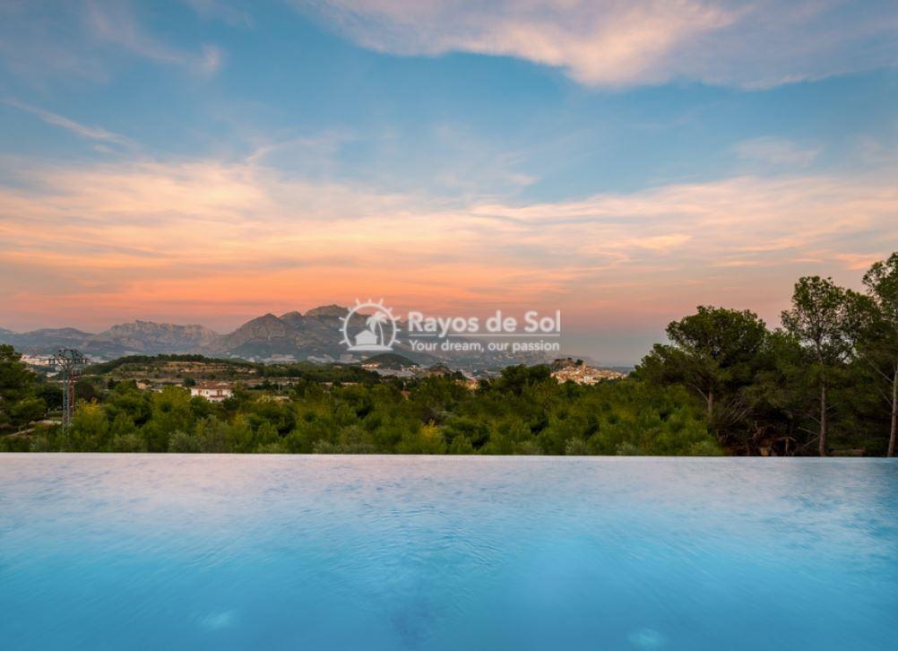Stunning villa  in Polop, Costa Blanca (POLAVE3RO) - 1