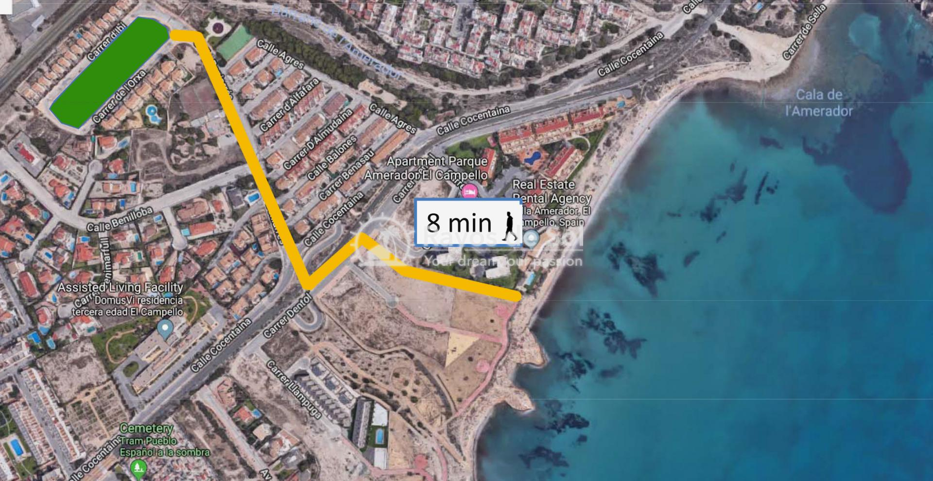 Detached villa  in El Campello, Costa Blanca (amerador 3-2) - 5