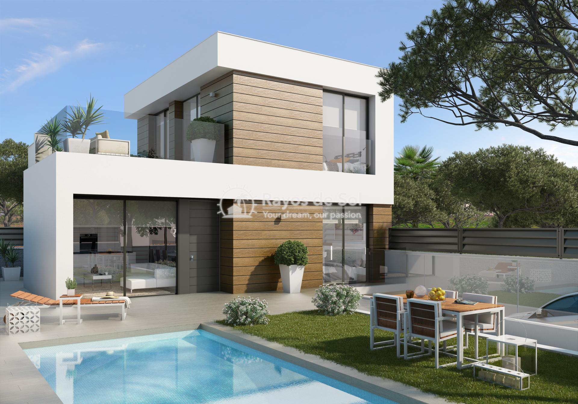 Detached villa  in El Campello, Costa Blanca (amerador 3-2) - 1