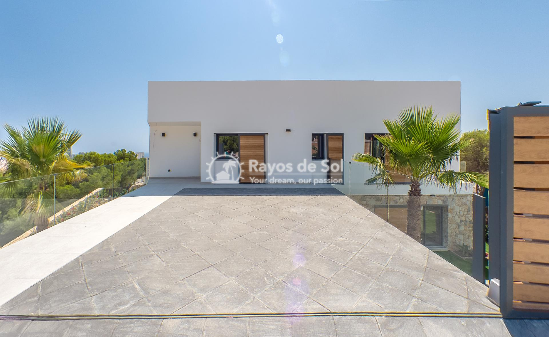 Villa  in Finestrat, Costa Blanca (MAR203) - 2