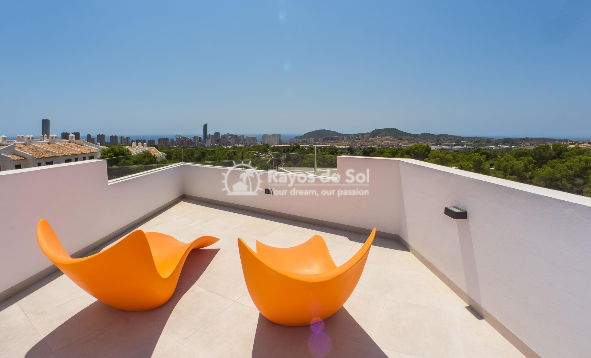 Villa  in Finestrat, Costa Blanca (MAR203) - 24