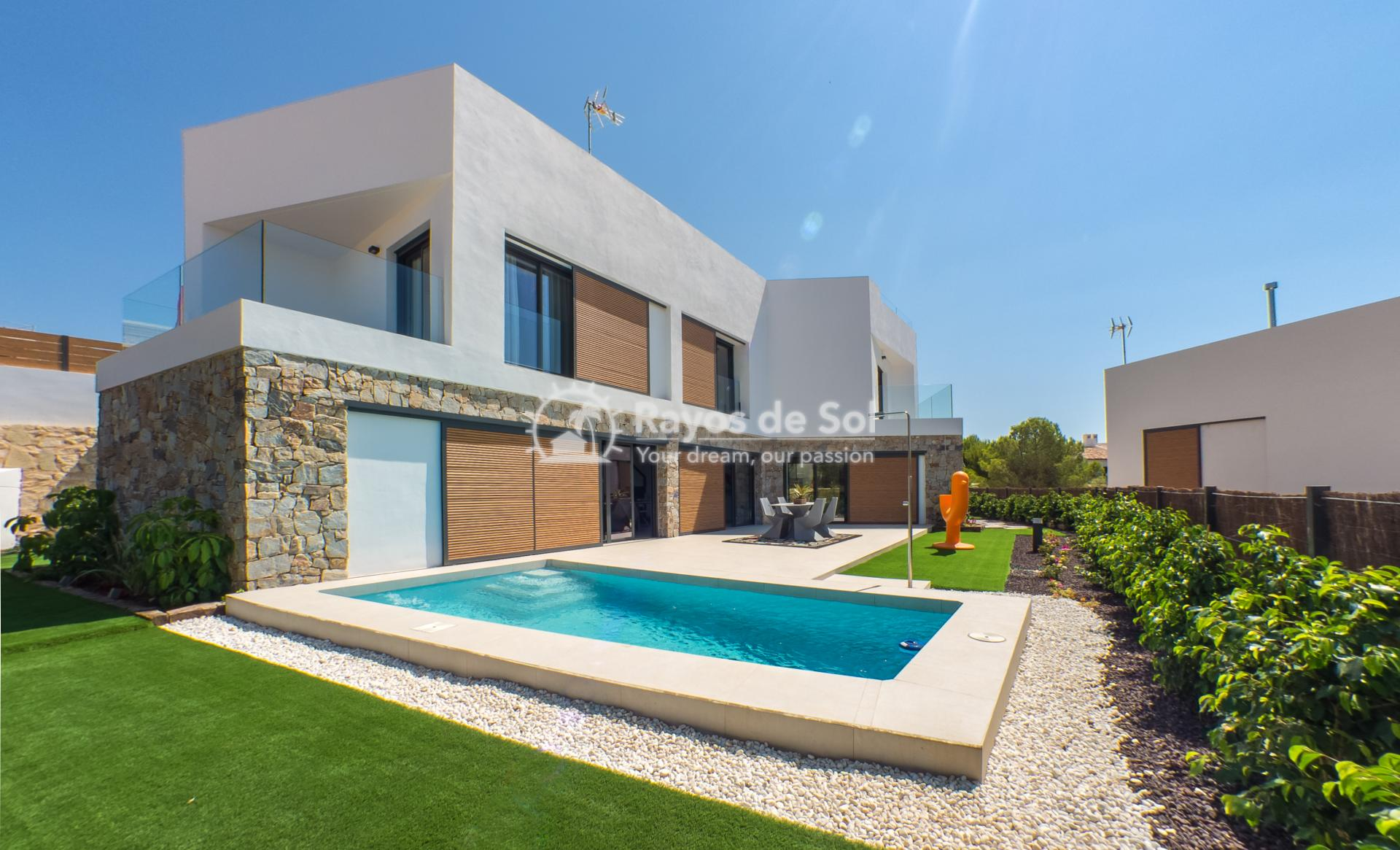 Villa  in Finestrat, Costa Blanca (MAR203) - 19