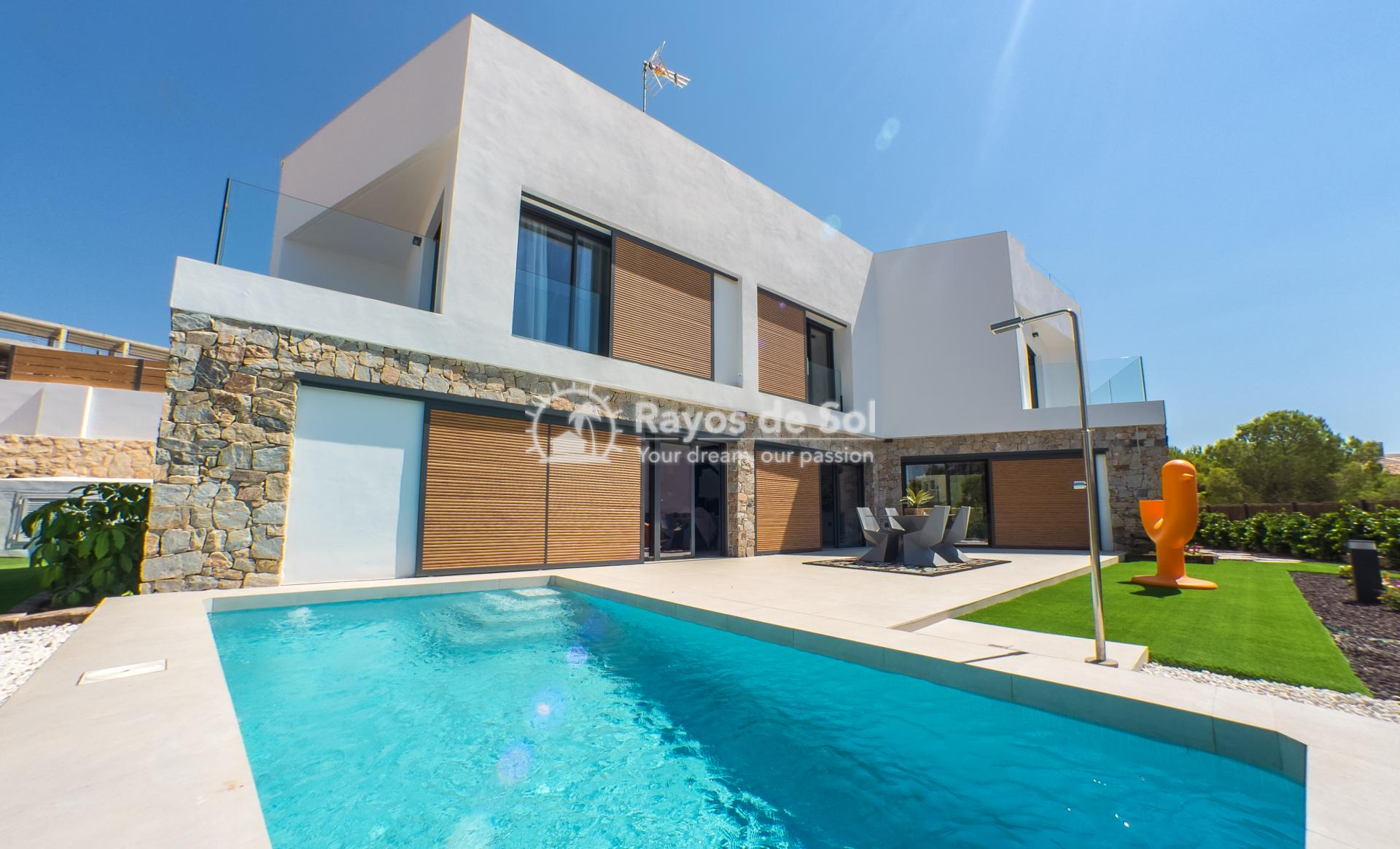 Villa  in Finestrat, Costa Blanca (MAR203) - 1