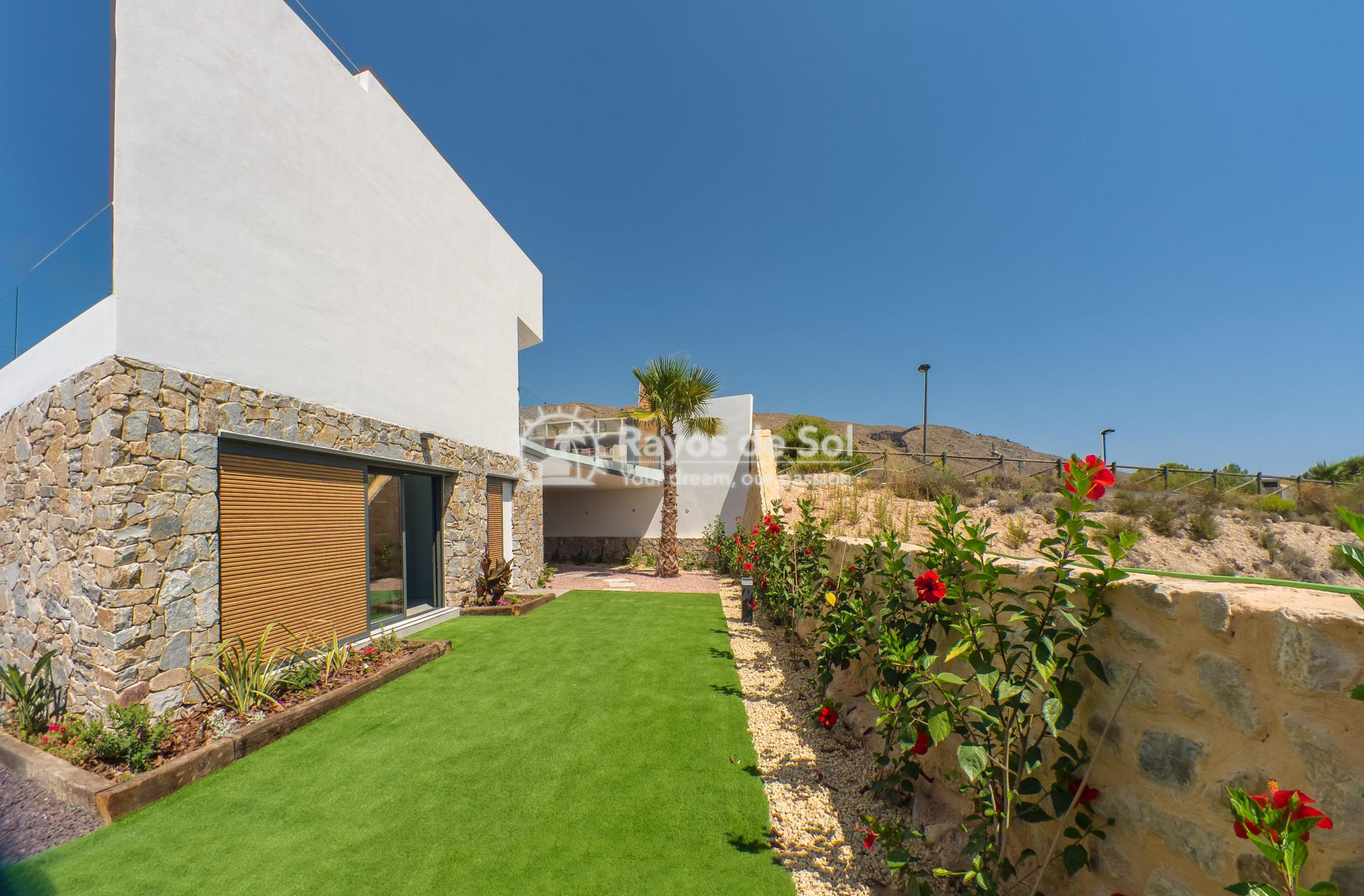 Villa  in Finestrat, Costa Blanca (MAR203) - 36