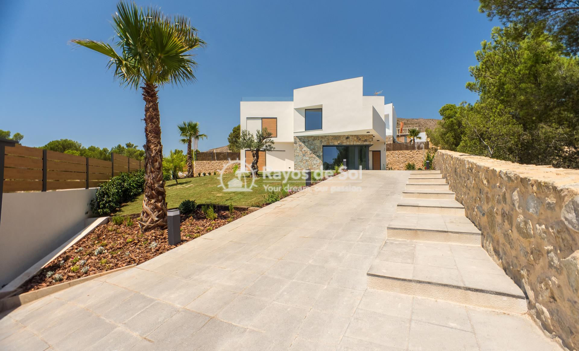 Villa  in Finestrat, Costa Blanca (MAR203) - 38