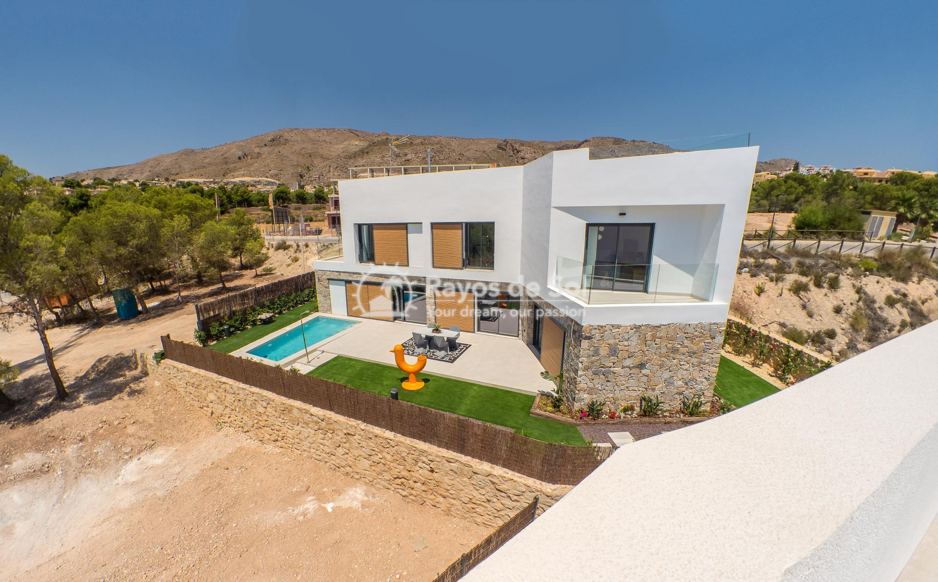 Villa  in Finestrat, Costa Blanca (MAR203) - 41