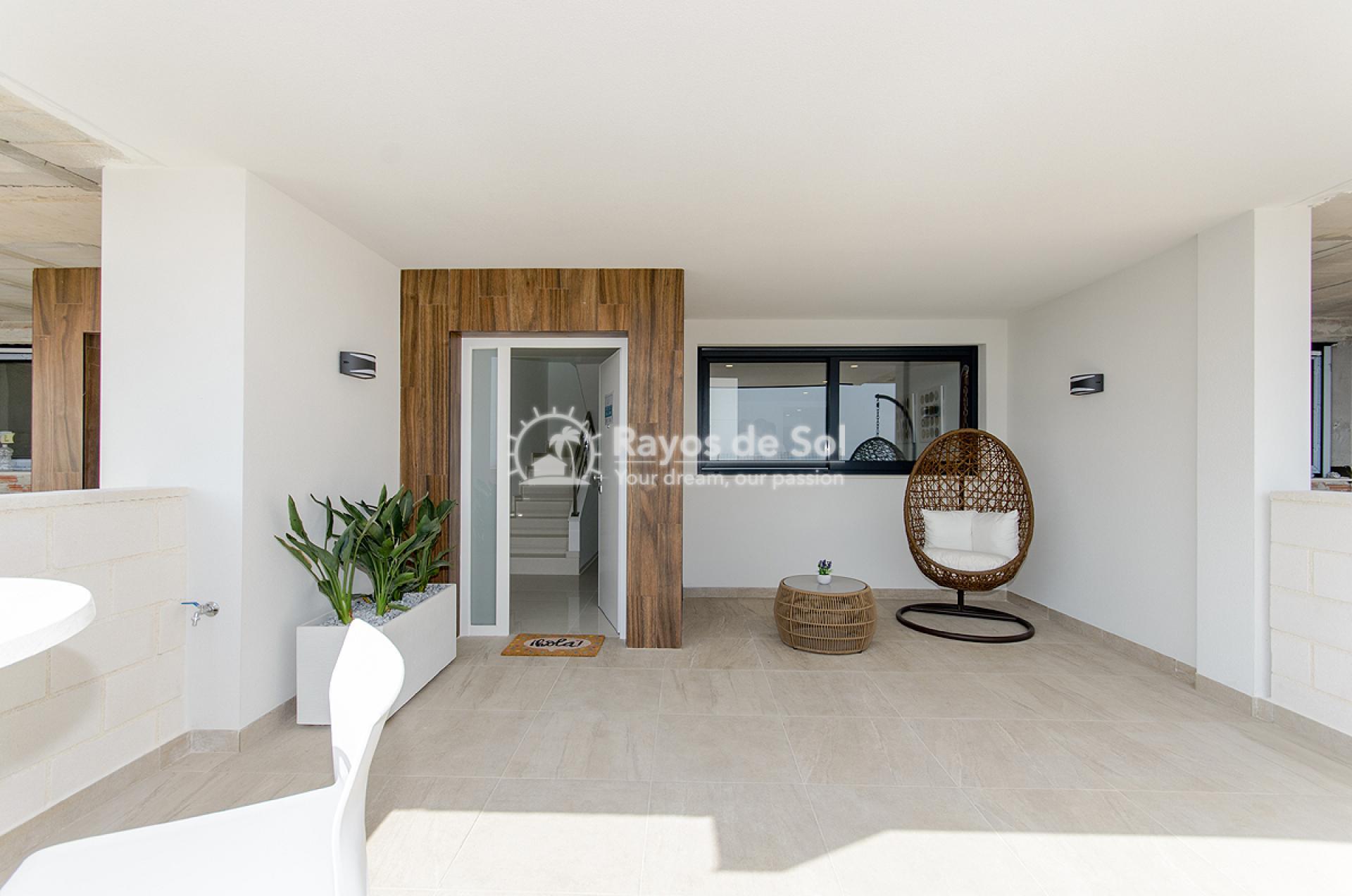 Terraced apartment  in Gran Alacant, Santa Pola, Costa Blanca (GASUSP3-3A) - 2