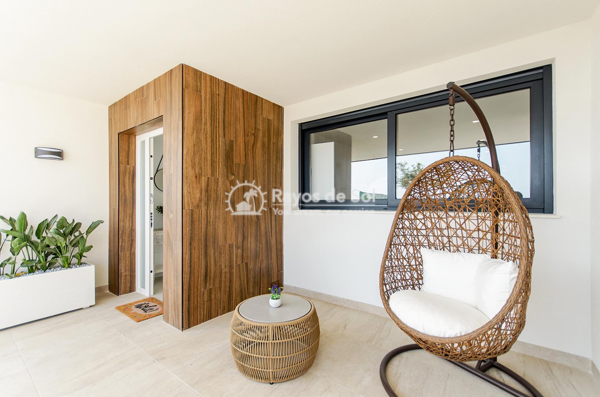 Terraced apartment  in Gran Alacant, Santa Pola, Costa Blanca (GASUSP3-3A) - 5