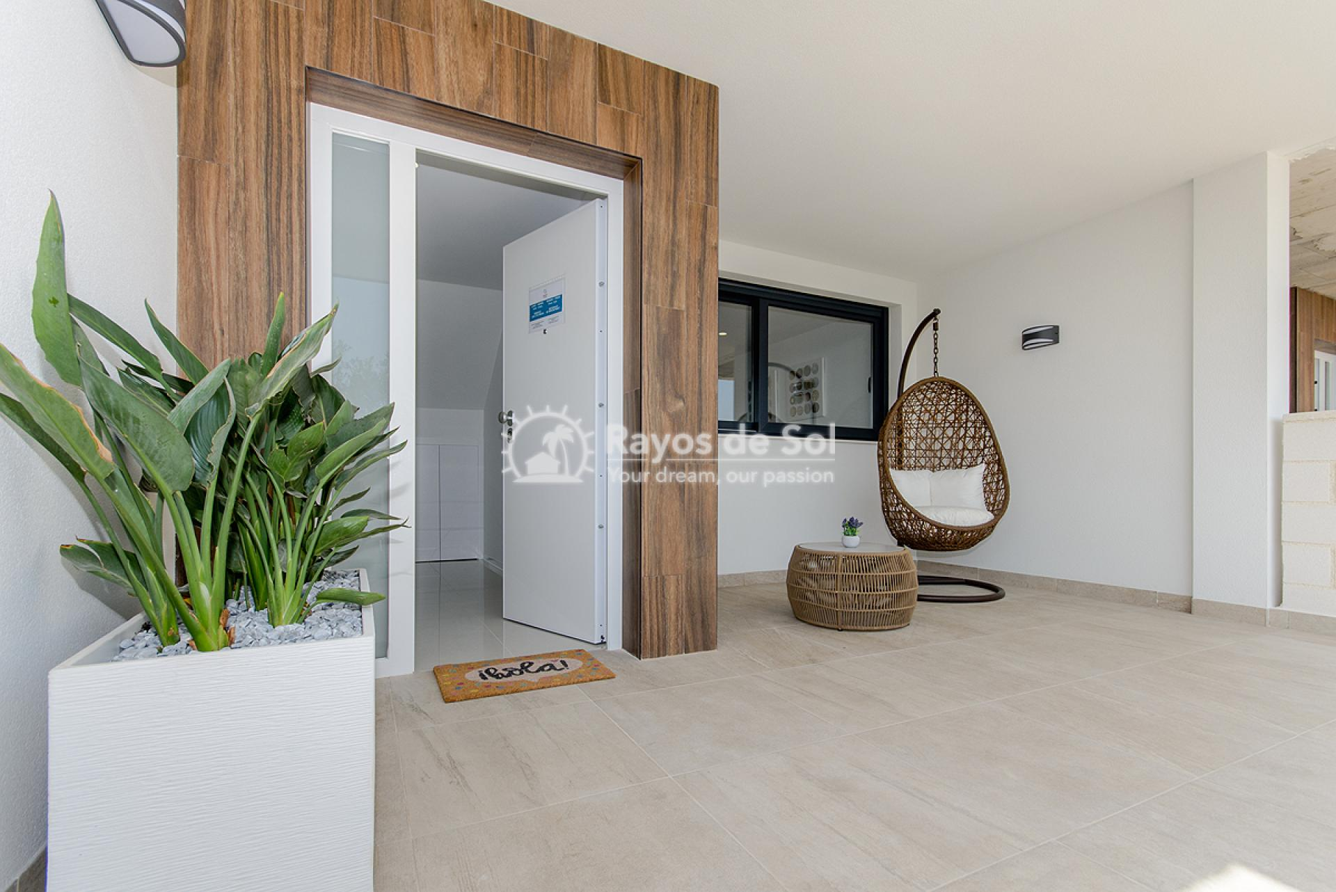 Terraced apartment  in Gran Alacant, Santa Pola, Costa Blanca (GASUSP3-3A) - 4