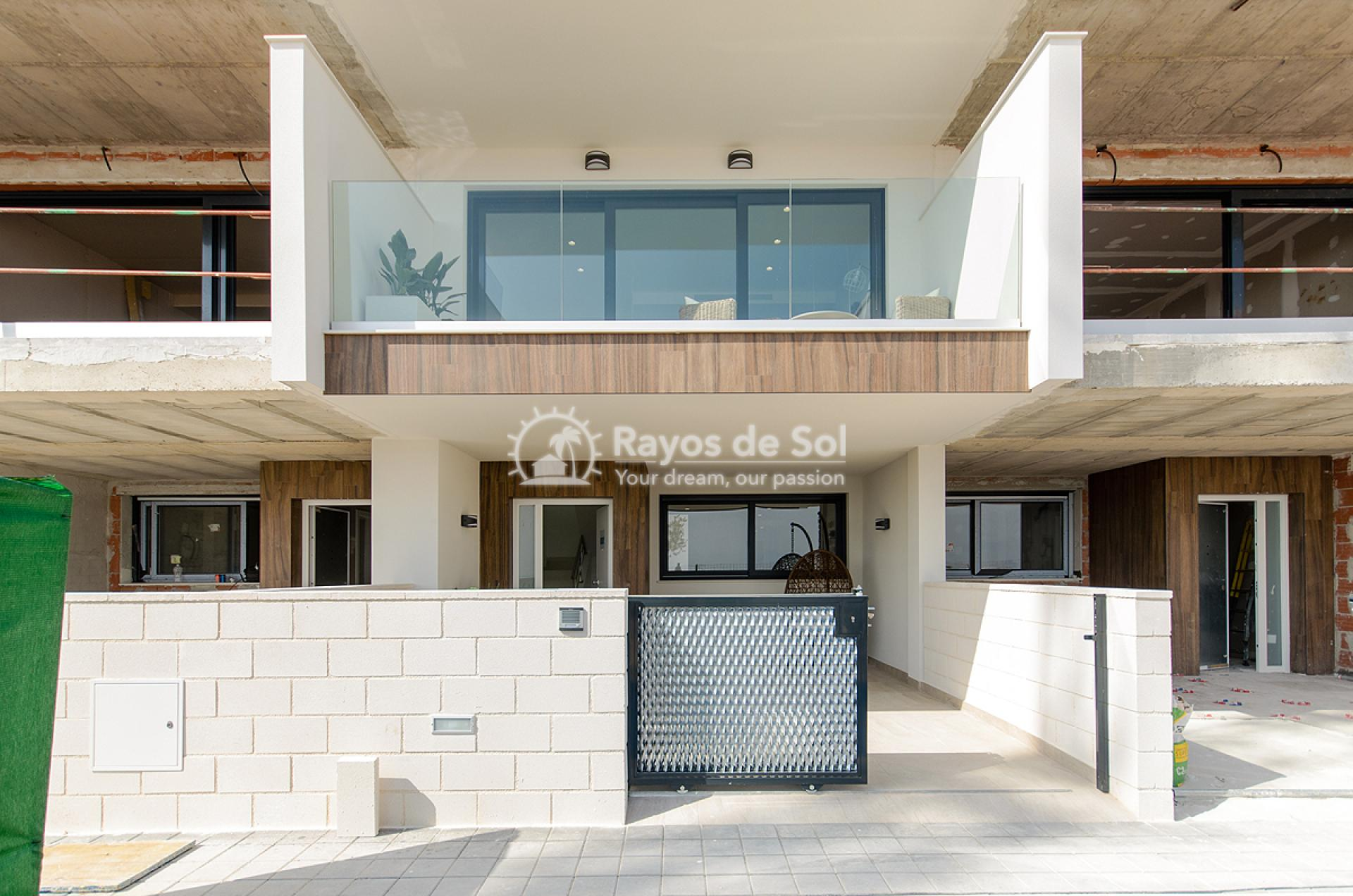 Terraced apartment  in Gran Alacant, Santa Pola, Costa Blanca (GASUSP3-3A) - 3