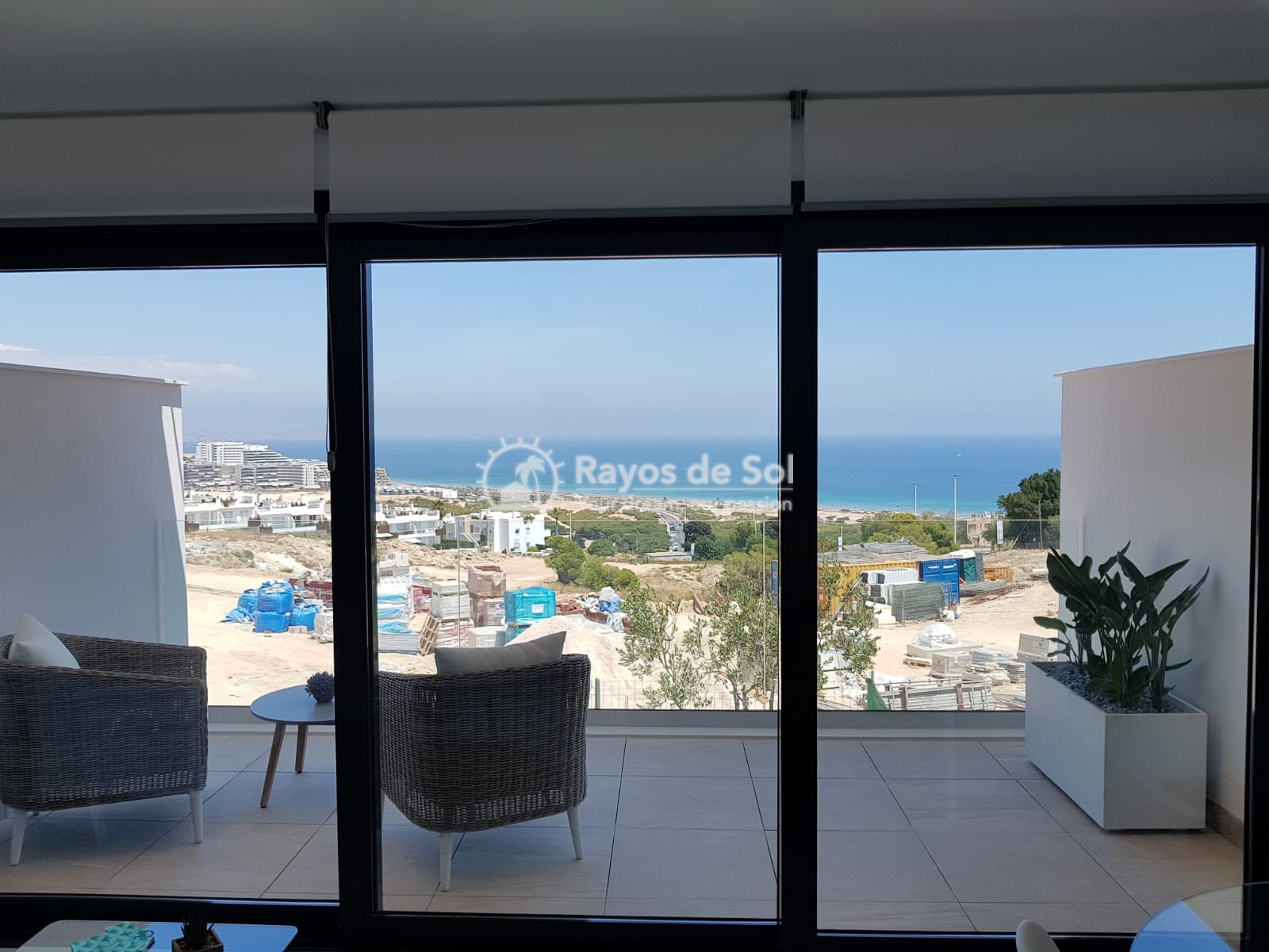 Terraced apartment  in Gran Alacant, Santa Pola, Costa Blanca (GASUSP3-3A) - 10