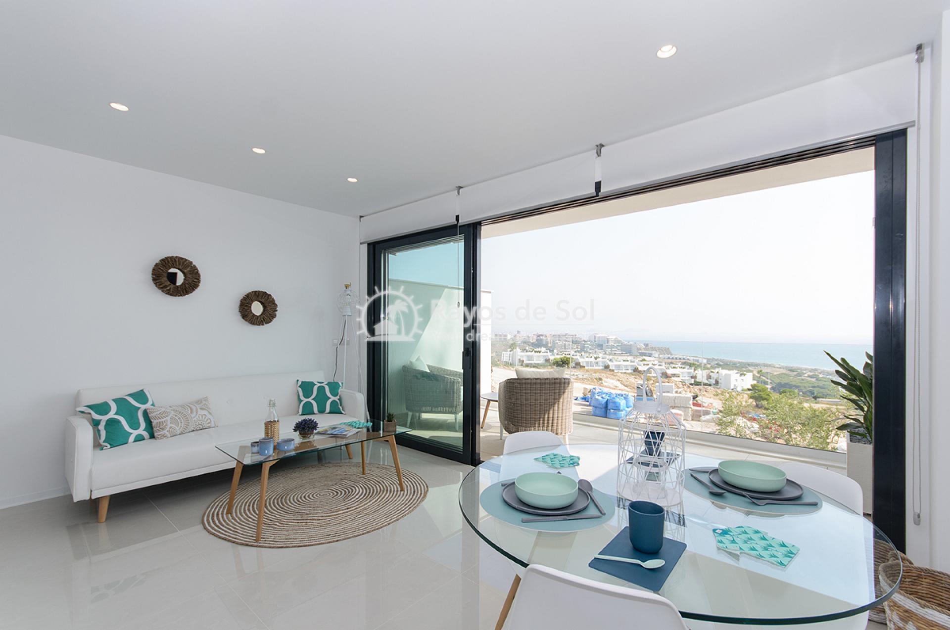 Terraced apartment  in Gran Alacant, Santa Pola, Costa Blanca (GASUSP3-3A) - 12