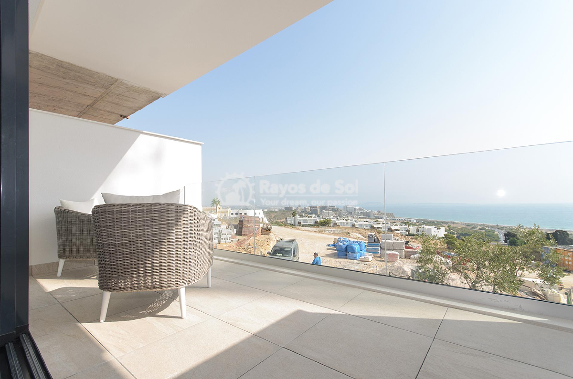 Terraced apartment  in Gran Alacant, Santa Pola, Costa Blanca (GASUSP3-3A) - 16
