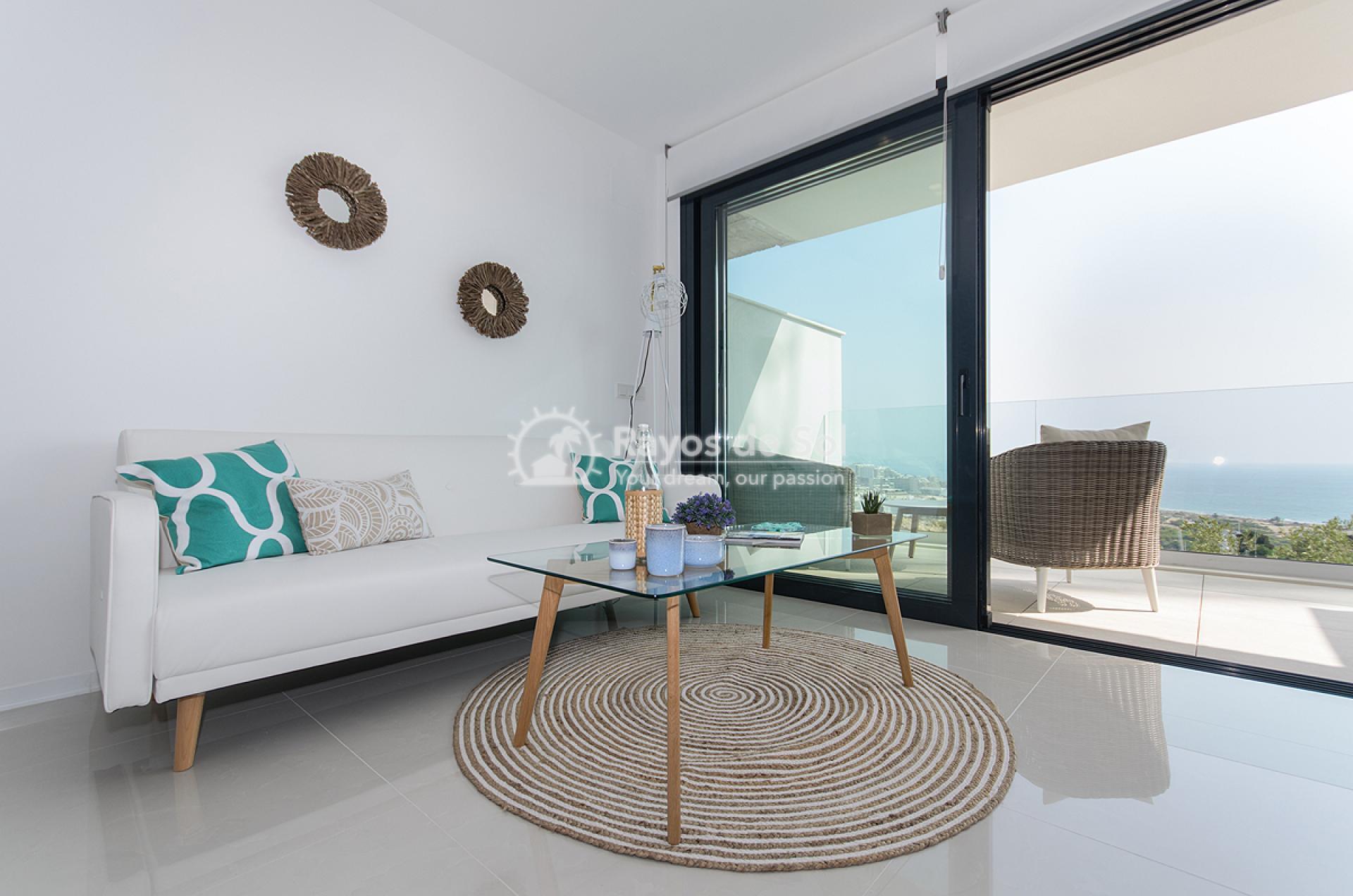 Terraced apartment  in Gran Alacant, Santa Pola, Costa Blanca (GASUSP3-3A) - 13