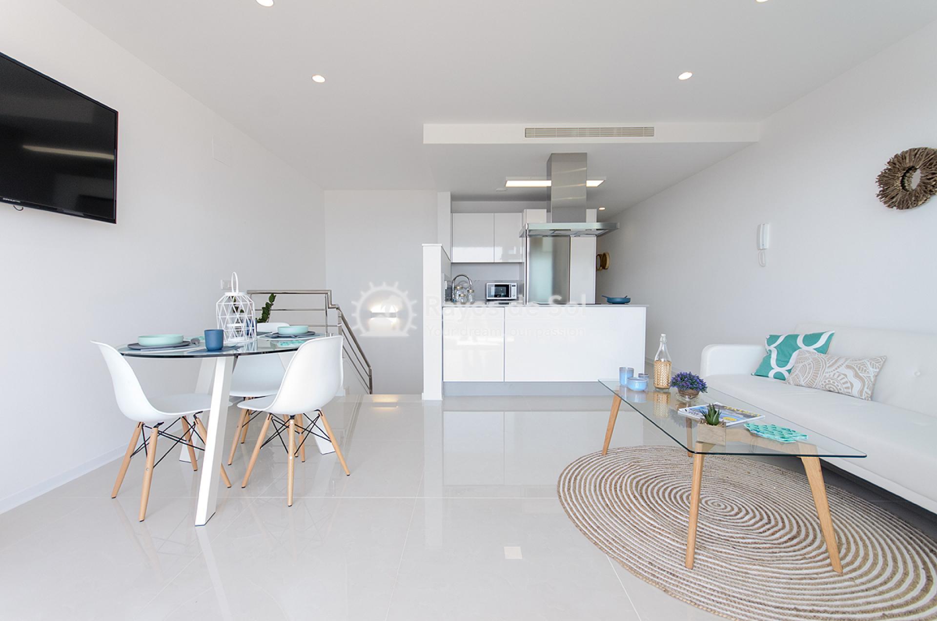 Terraced apartment  in Gran Alacant, Santa Pola, Costa Blanca (GASUSP3-3A) - 17