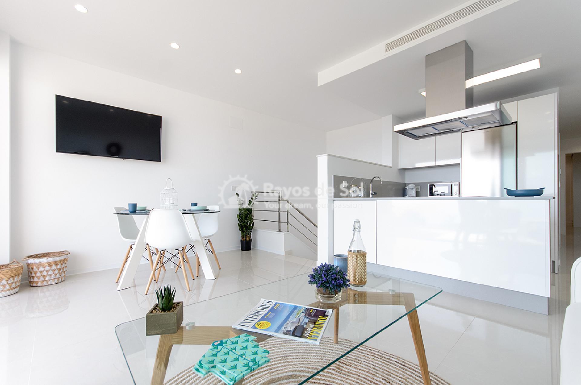 Terraced apartment  in Gran Alacant, Santa Pola, Costa Blanca (GASUSP3-3A) - 18