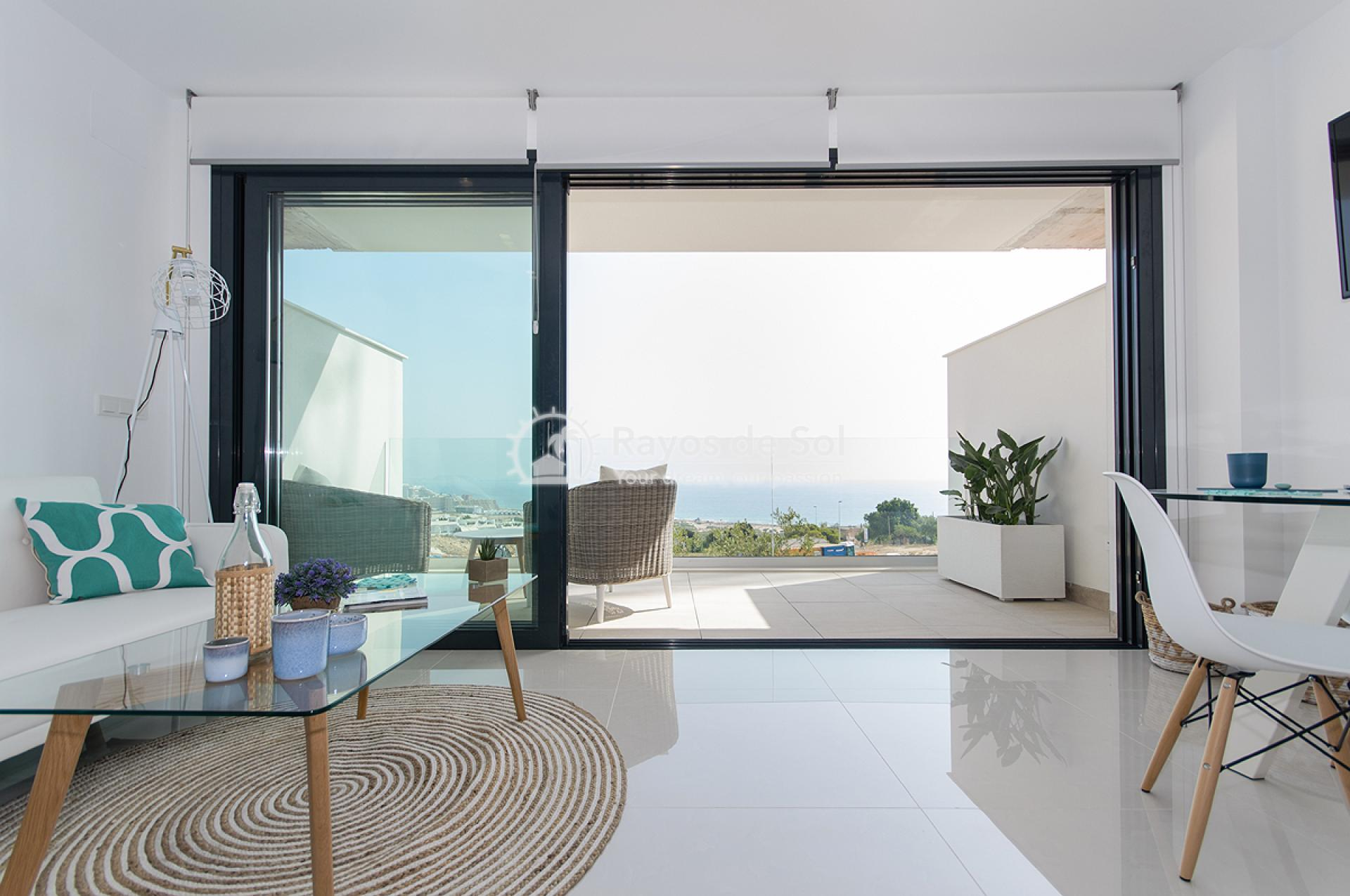 Terraced apartment  in Gran Alacant, Santa Pola, Costa Blanca (GASUSP3-3A) - 19