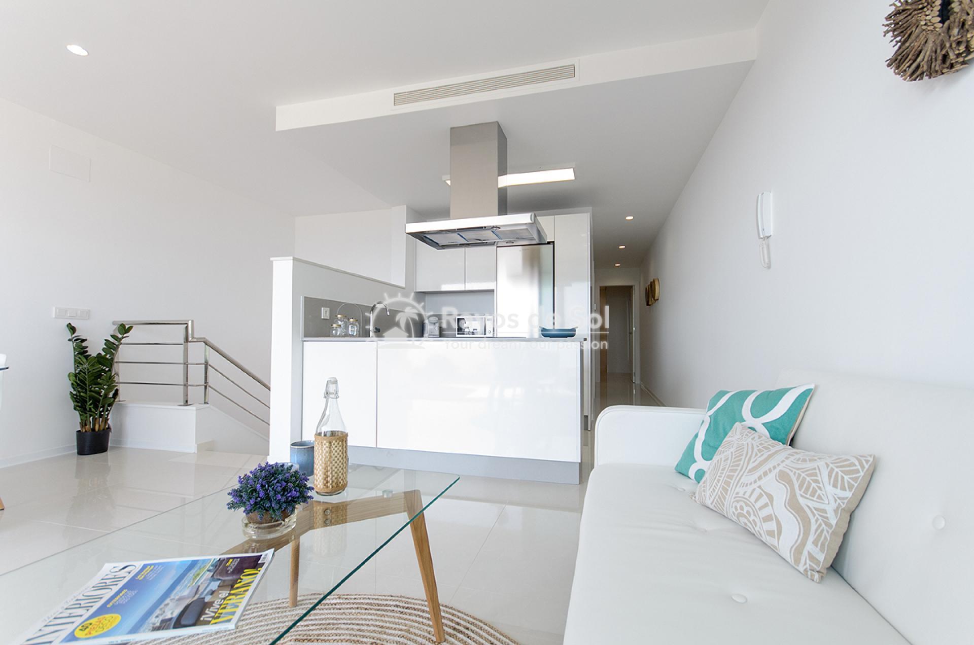 Terraced apartment  in Gran Alacant, Santa Pola, Costa Blanca (GASUSP3-3A) - 20