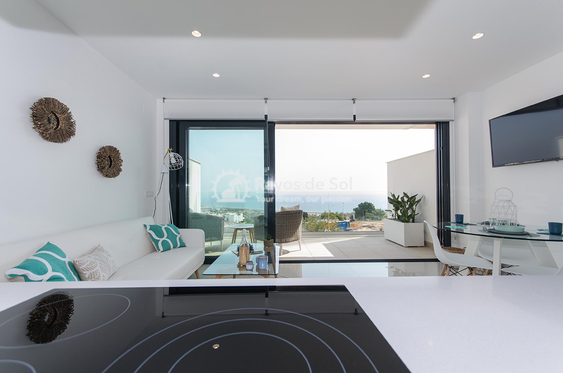 Terraced apartment  in Gran Alacant, Santa Pola, Costa Blanca (GASUSP3-3A) - 21
