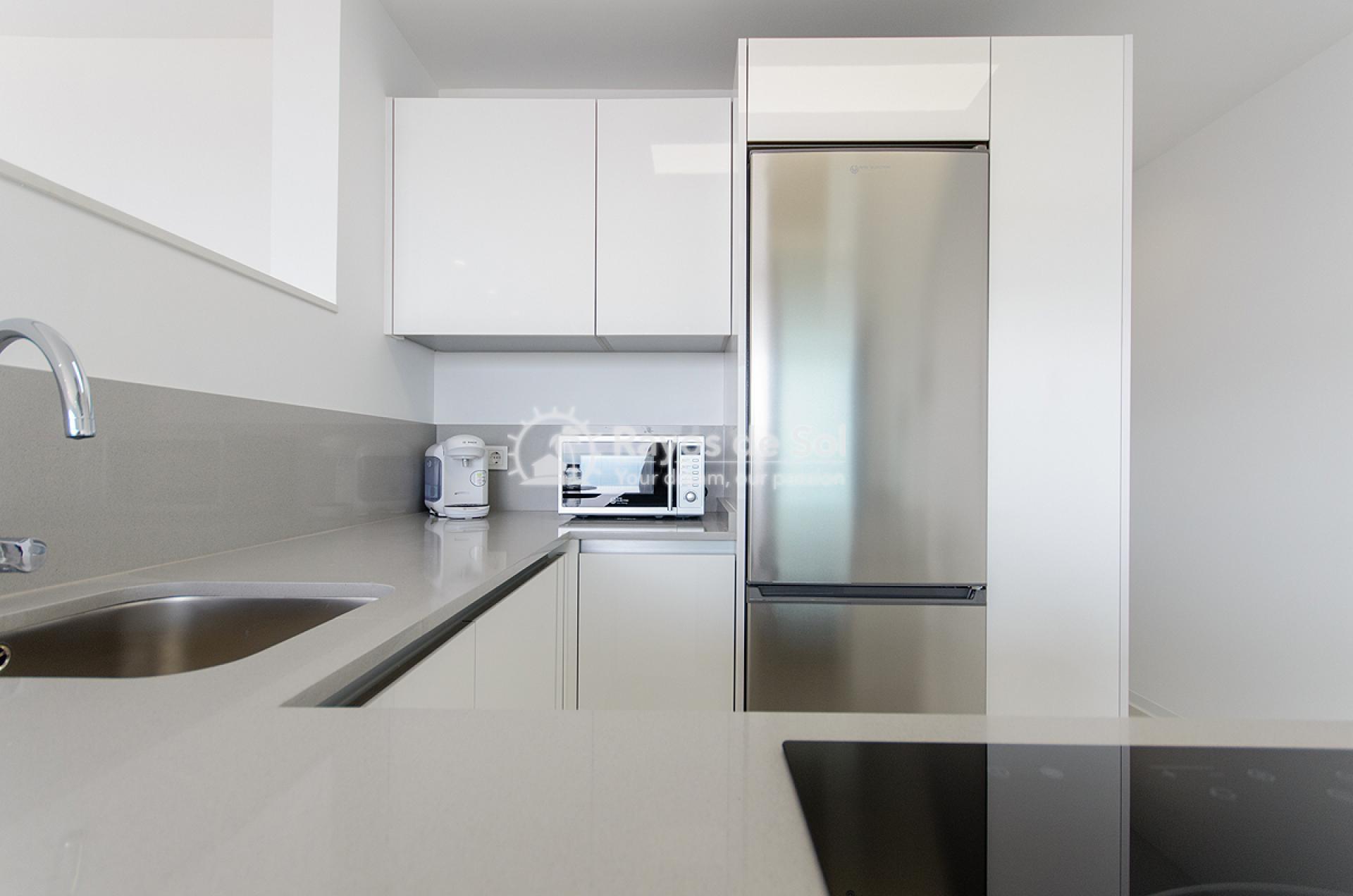 Terraced apartment  in Gran Alacant, Santa Pola, Costa Blanca (GASUSP3-3A) - 22
