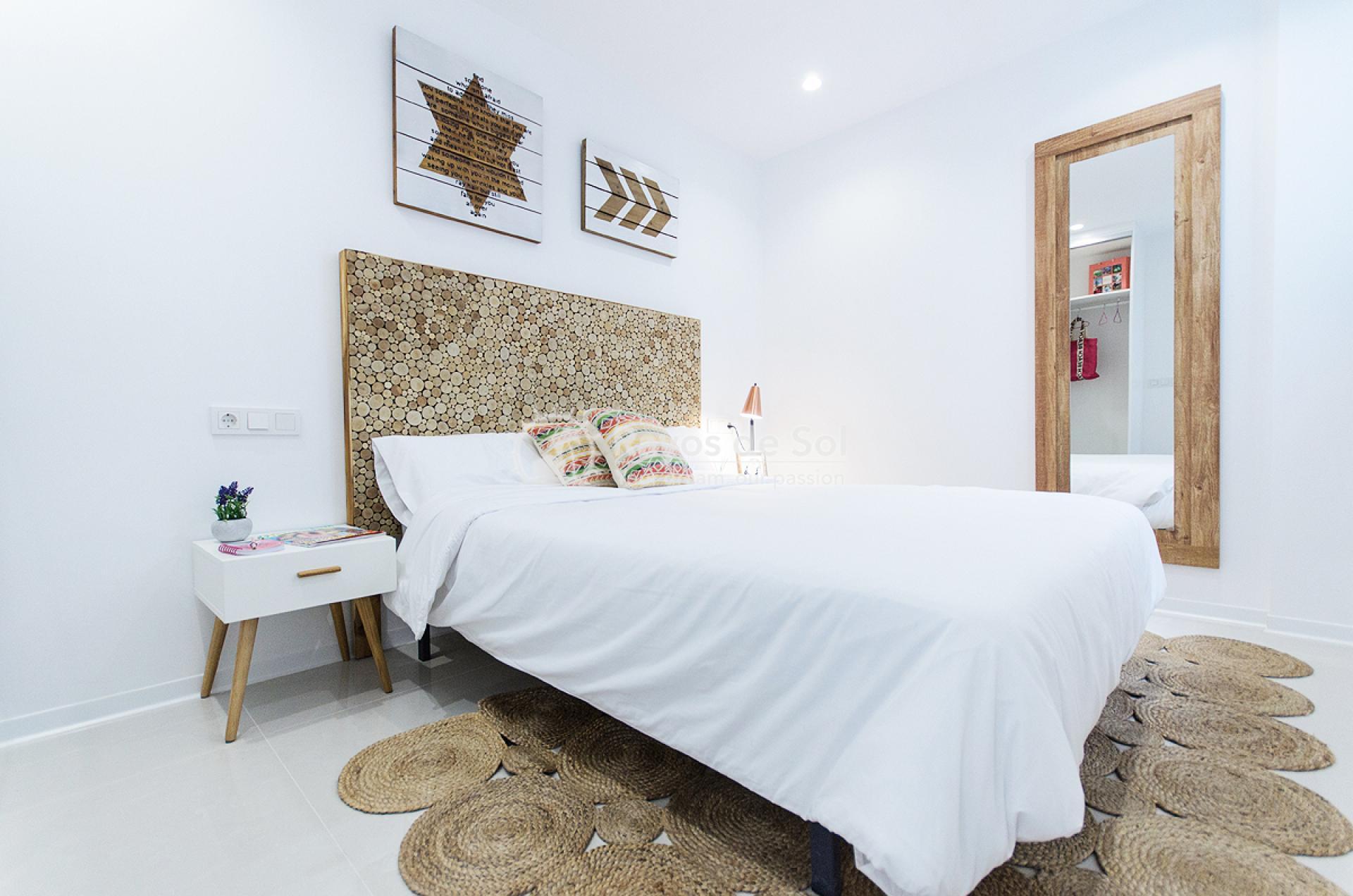 Terraced apartment  in Gran Alacant, Santa Pola, Costa Blanca (GASUSP3-3A) - 47
