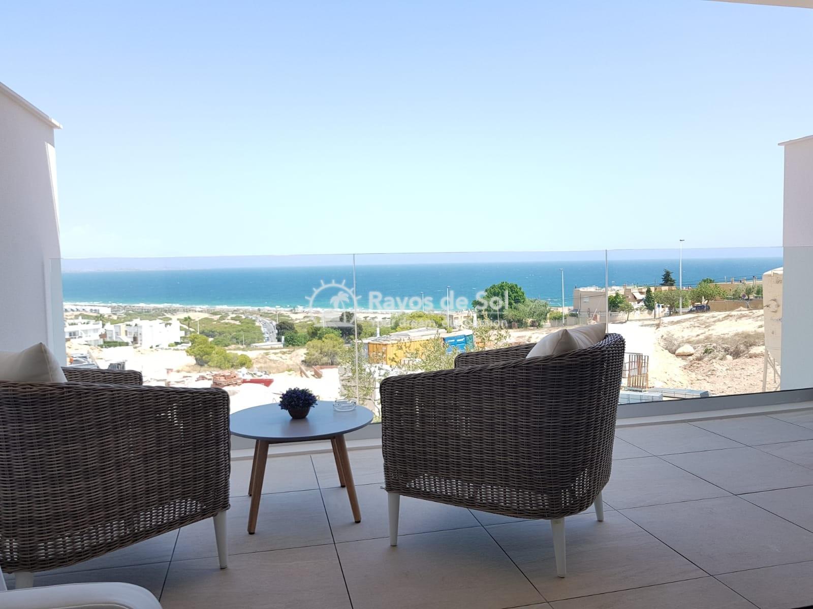 Terraced apartment  in Gran Alacant, Santa Pola, Costa Blanca (GASUSP3-3A) - 81