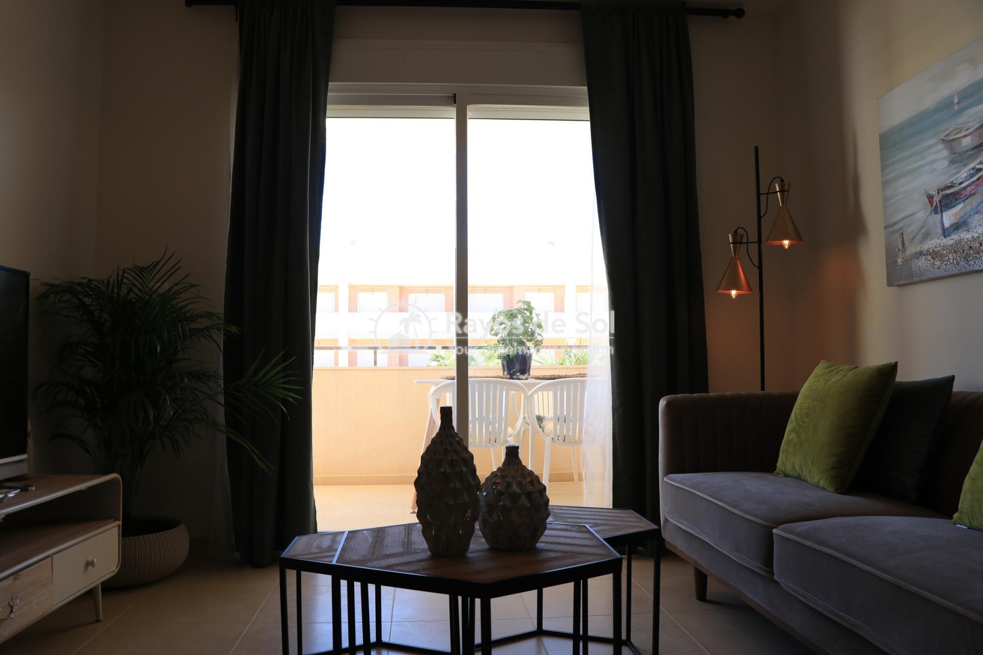 Apartment  in Gran Alacant, Santa Pola, Costa Blanca (GASUBP) - 4