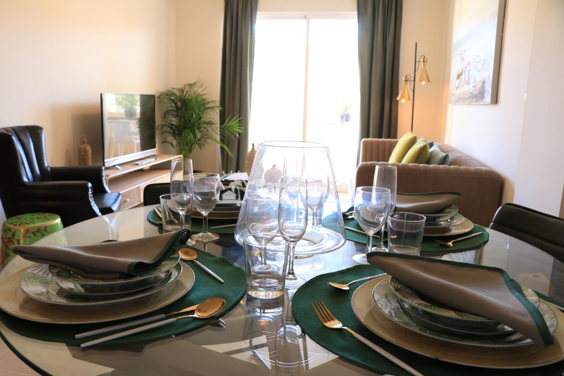 Apartment  in Gran Alacant, Santa Pola, Costa Blanca (GASUBP) - 6